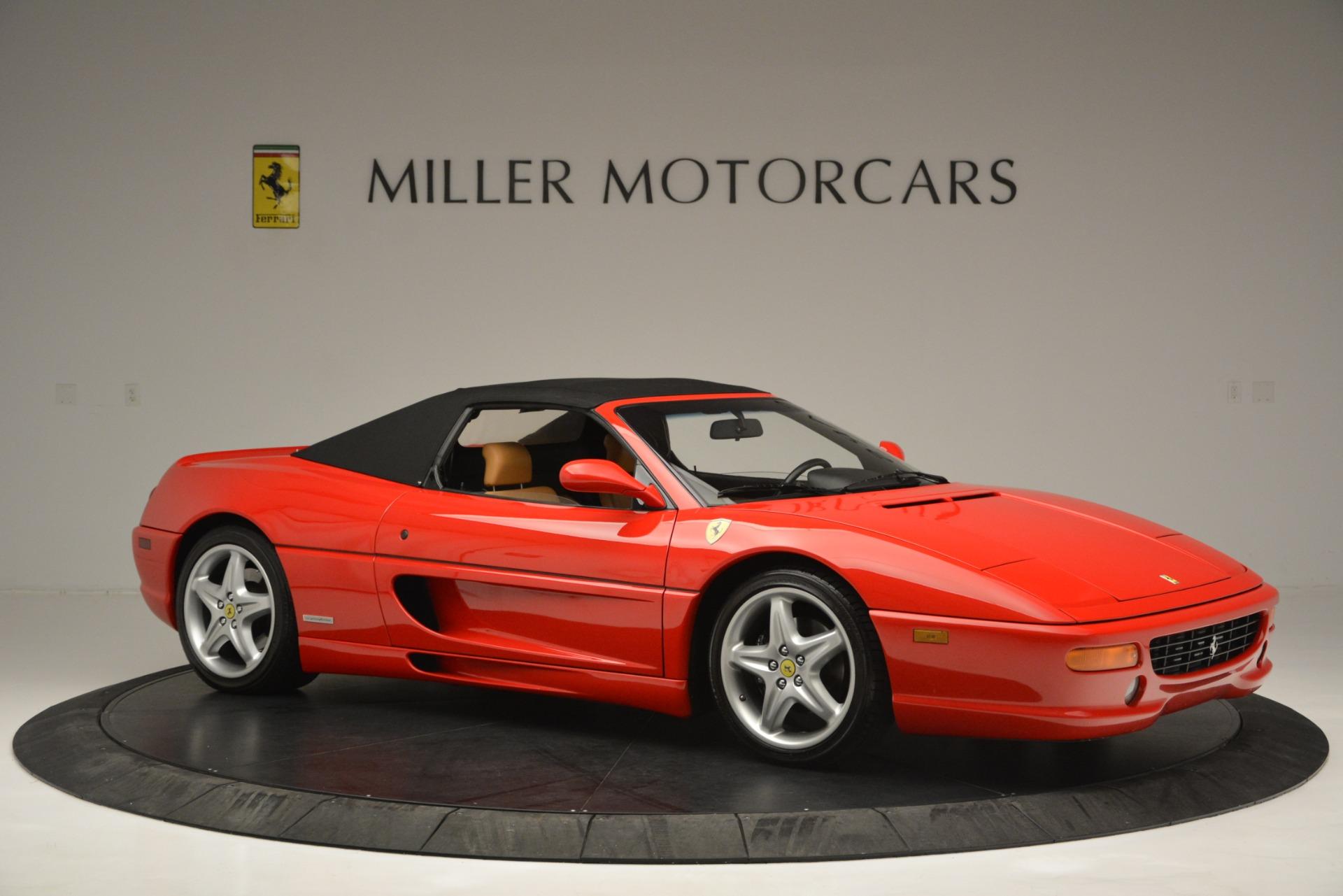 Used 1997 Ferrari 355 Spider 6-Speed Manual For Sale In Greenwich, CT. Alfa Romeo of Greenwich, F1889A 2735_p22