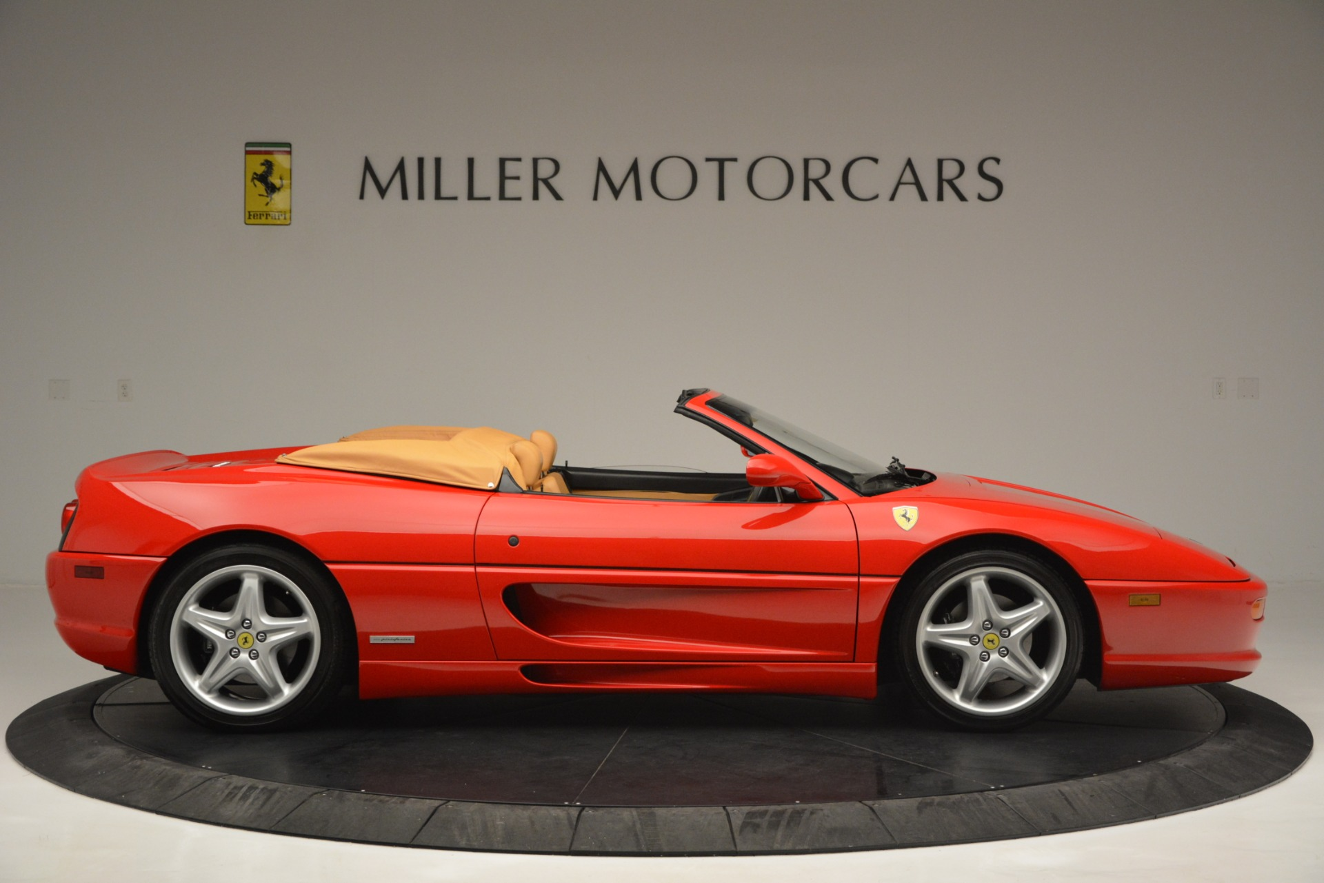 Used 1997 Ferrari 355 Spider 6-Speed Manual For Sale In Greenwich, CT. Alfa Romeo of Greenwich, F1889A 2735_p9