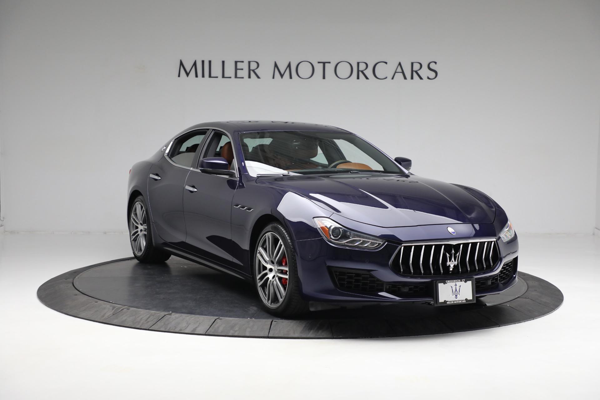 New 2019 Maserati Ghibli S Q4 For Sale In Greenwich, CT. Alfa Romeo of Greenwich, M2213 2736_p10