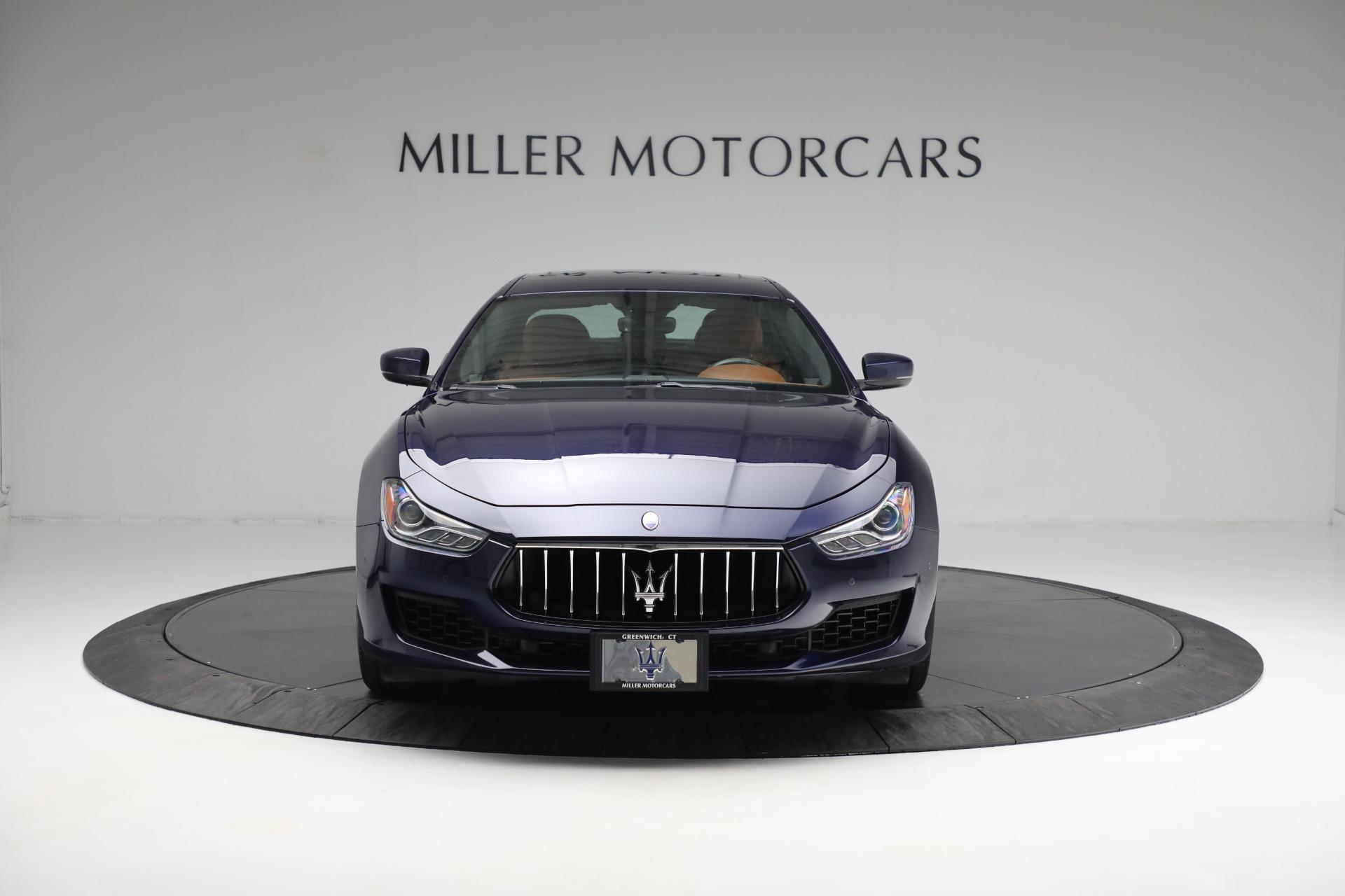 New 2019 Maserati Ghibli S Q4 For Sale In Greenwich, CT. Alfa Romeo of Greenwich, M2213 2736_p11