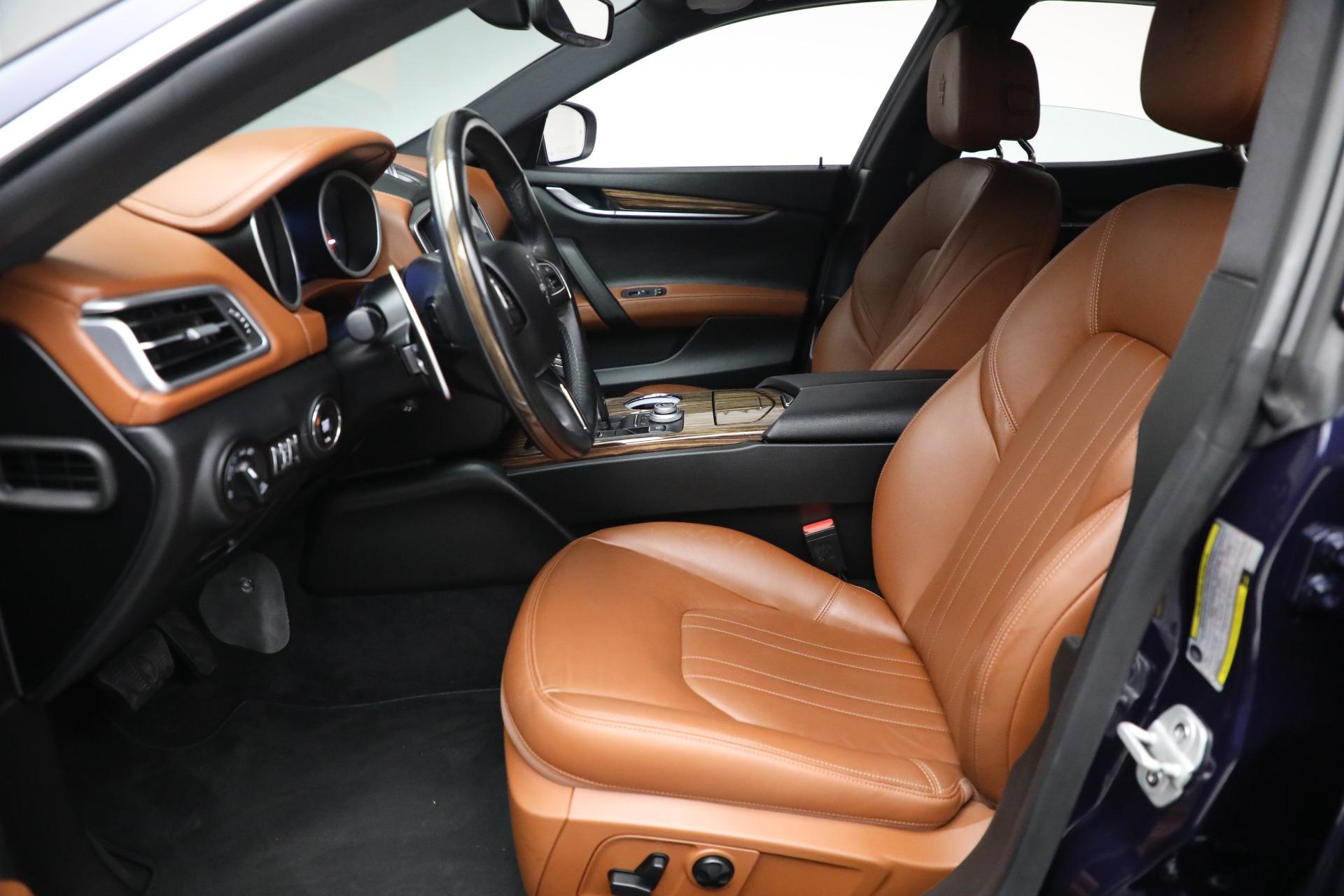 New 2019 Maserati Ghibli S Q4 For Sale In Greenwich, CT. Alfa Romeo of Greenwich, M2213 2736_p13