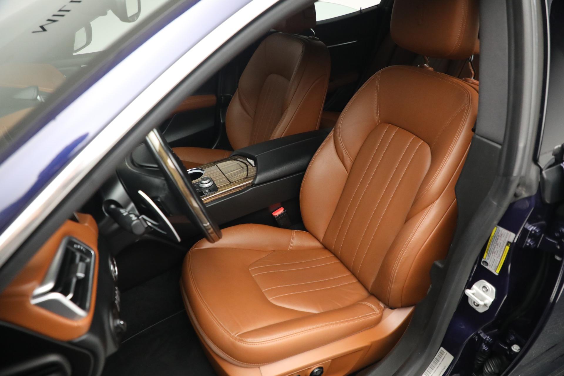 New 2019 Maserati Ghibli S Q4 For Sale In Greenwich, CT. Alfa Romeo of Greenwich, M2213 2736_p14