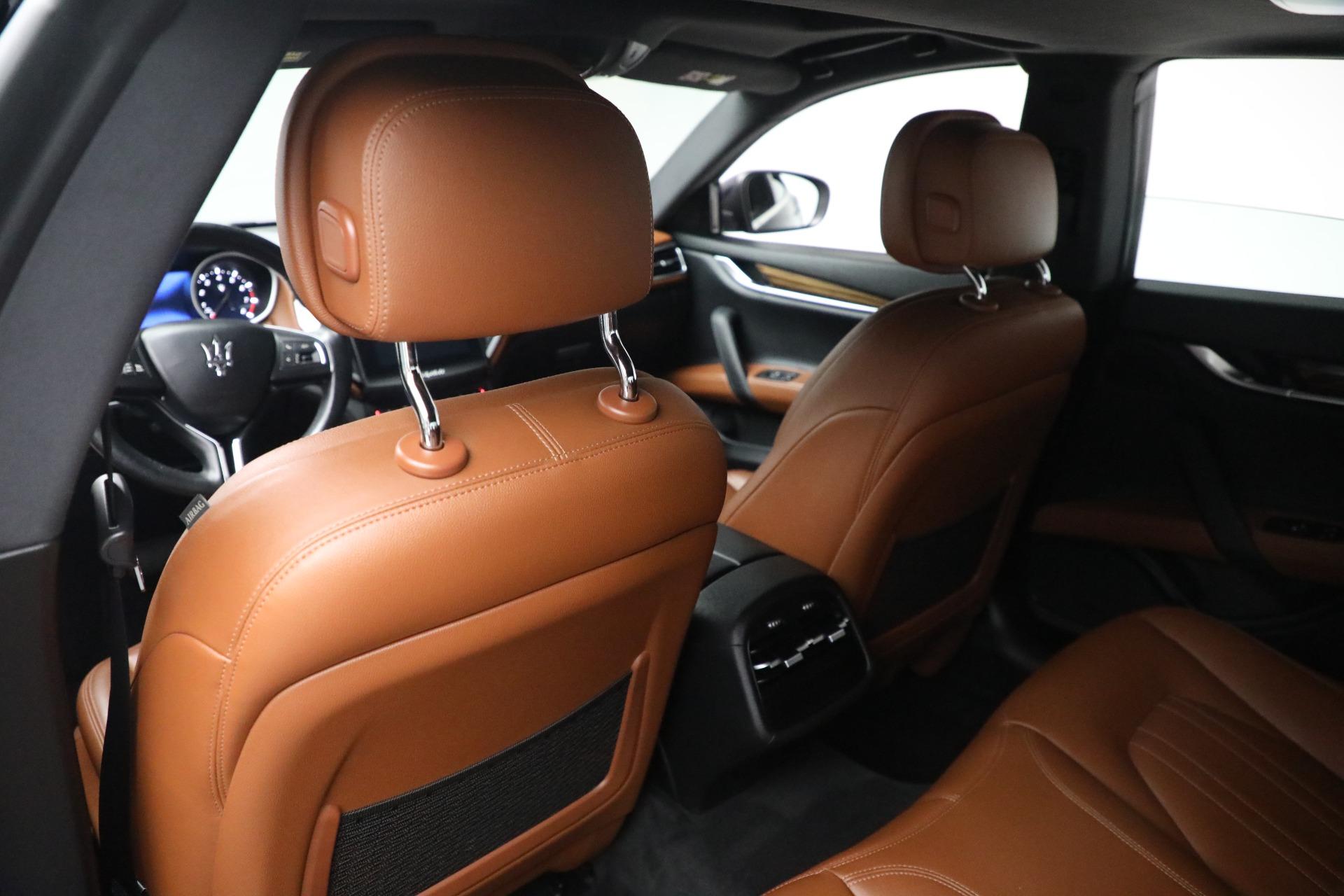 New 2019 Maserati Ghibli S Q4 For Sale In Greenwich, CT. Alfa Romeo of Greenwich, M2213 2736_p16