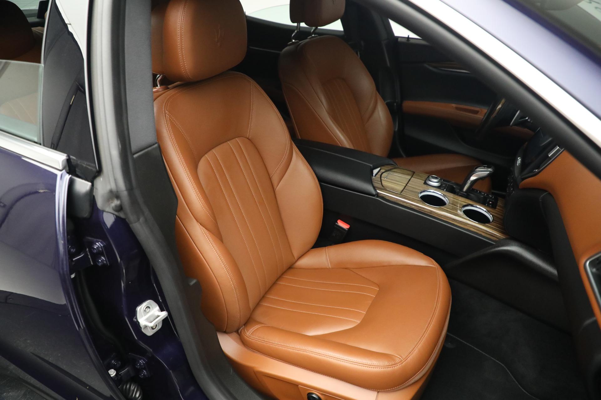 New 2019 Maserati Ghibli S Q4 For Sale In Greenwich, CT. Alfa Romeo of Greenwich, M2213 2736_p19