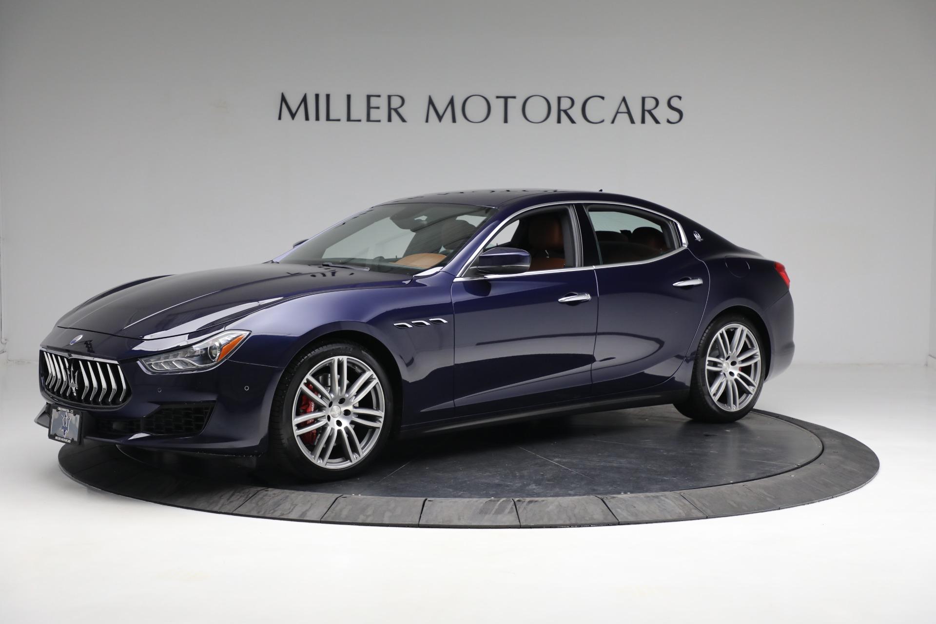 New 2019 Maserati Ghibli S Q4 For Sale In Greenwich, CT. Alfa Romeo of Greenwich, M2213 2736_p2