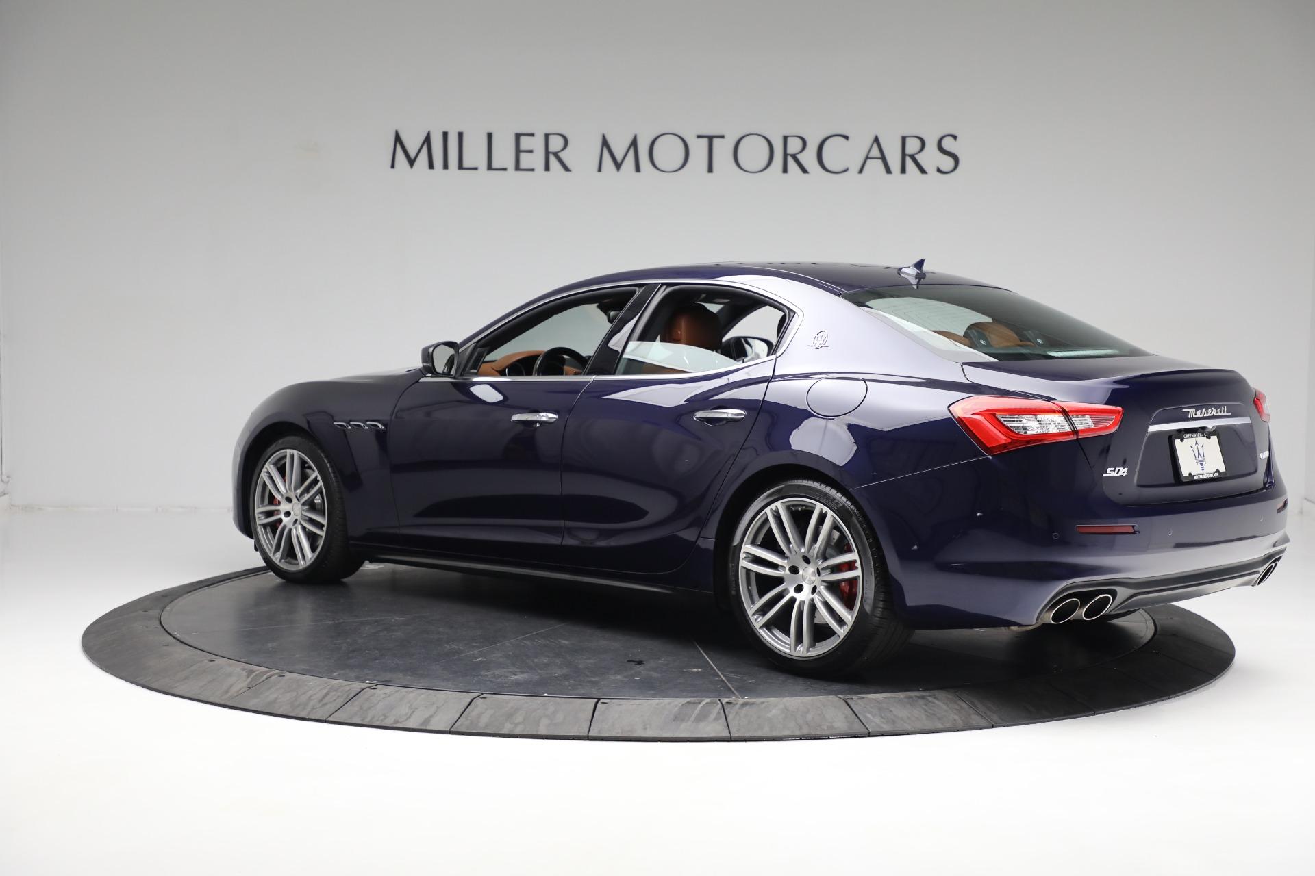New 2019 Maserati Ghibli S Q4 For Sale In Greenwich, CT. Alfa Romeo of Greenwich, M2213 2736_p3