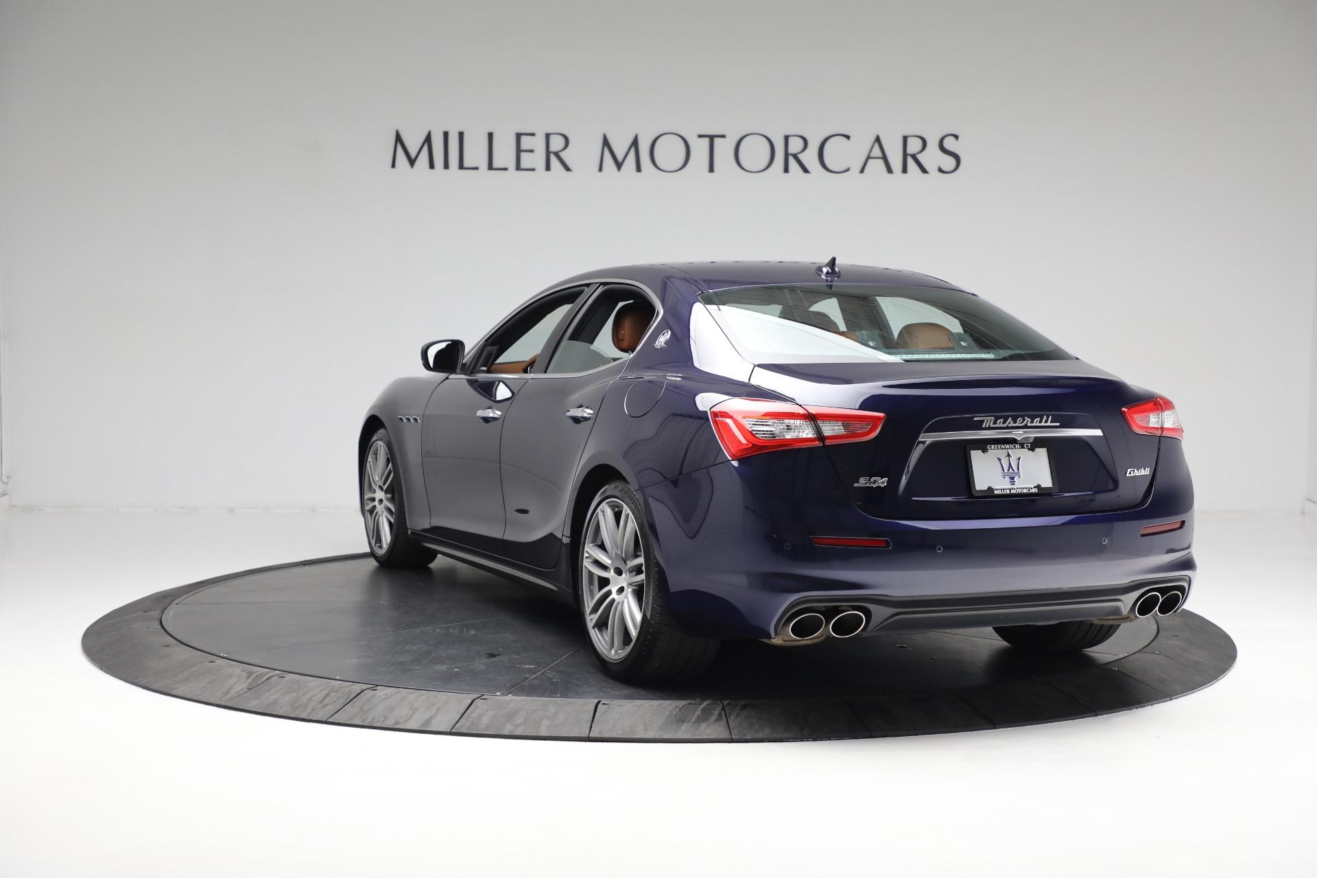 New 2019 Maserati Ghibli S Q4 For Sale In Greenwich, CT. Alfa Romeo of Greenwich, M2213 2736_p4