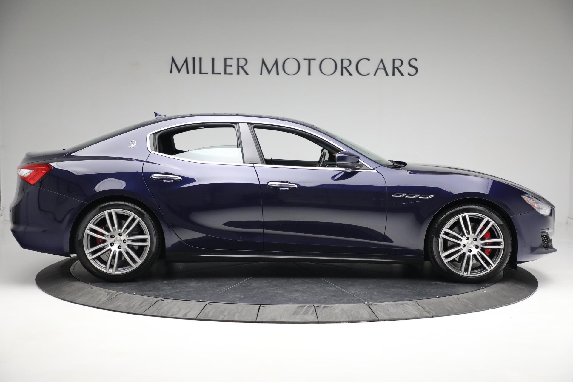 New 2019 Maserati Ghibli S Q4 For Sale In Greenwich, CT. Alfa Romeo of Greenwich, M2213 2736_p8