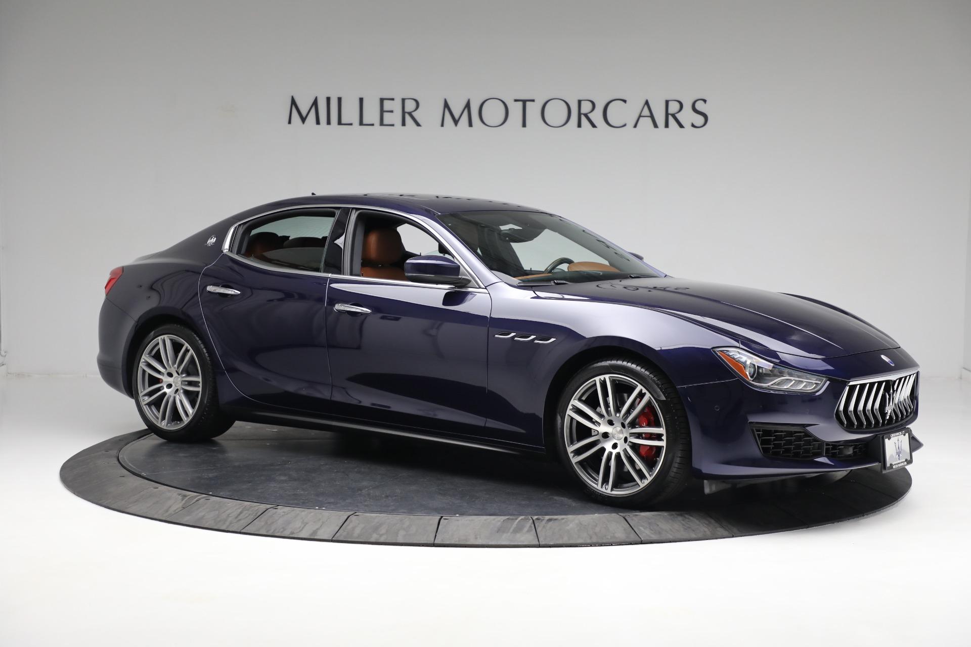 New 2019 Maserati Ghibli S Q4 For Sale In Greenwich, CT. Alfa Romeo of Greenwich, M2213 2736_p9