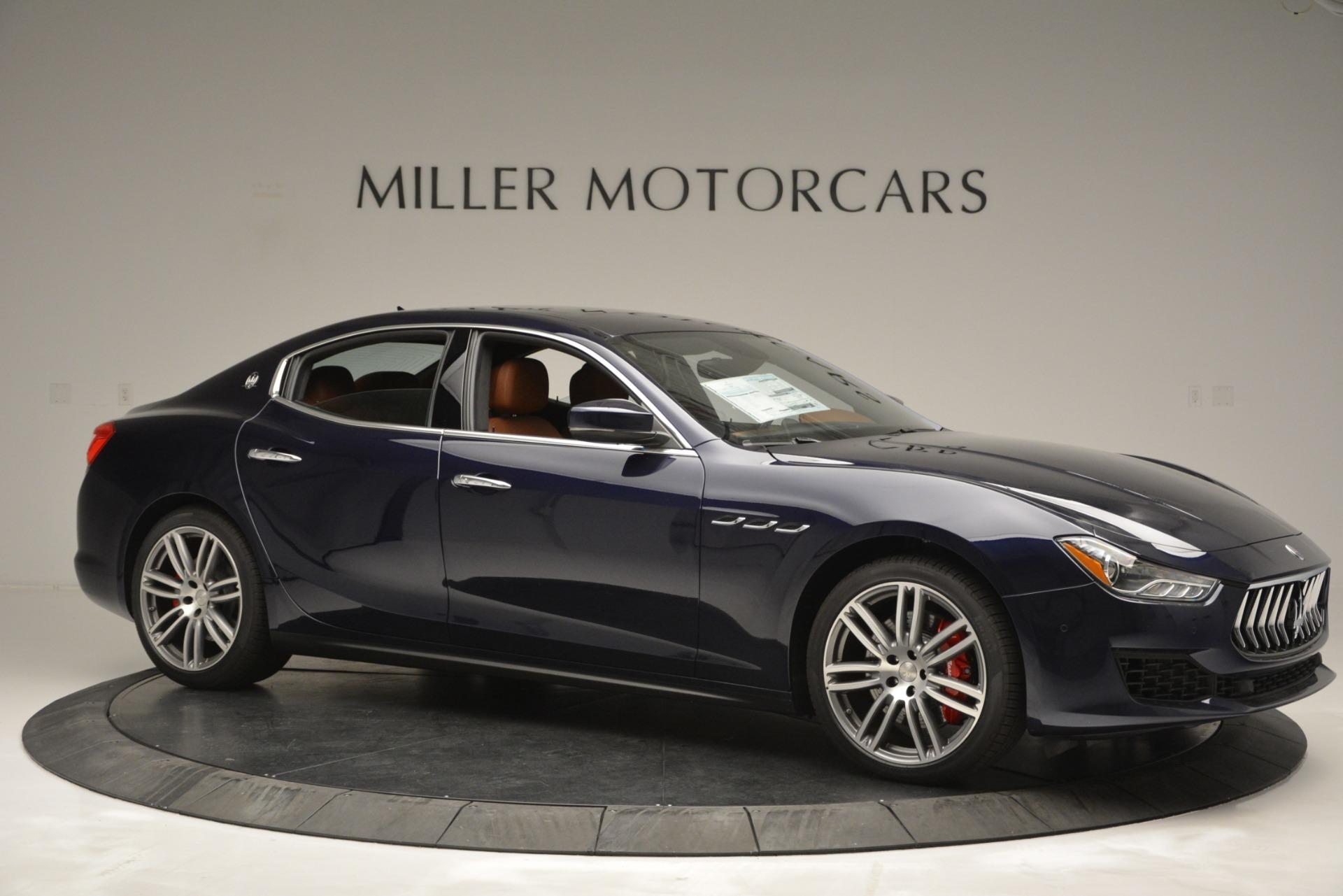 New 2019 Maserati Ghibli S Q4 For Sale In Greenwich, CT. Alfa Romeo of Greenwich, M2203 2737_p10