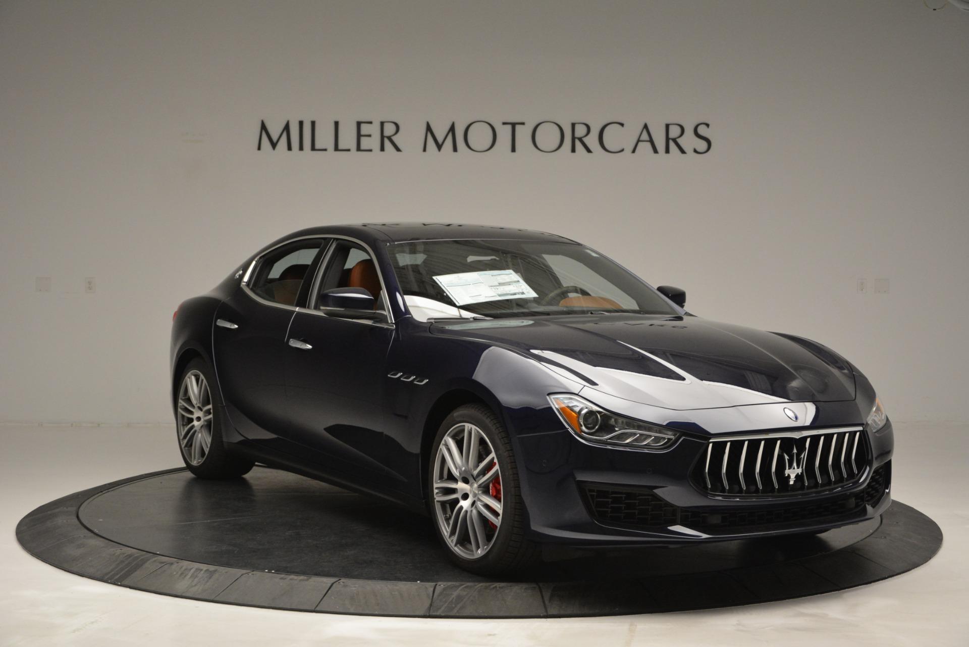 New 2019 Maserati Ghibli S Q4 For Sale In Greenwich, CT. Alfa Romeo of Greenwich, M2203 2737_p11