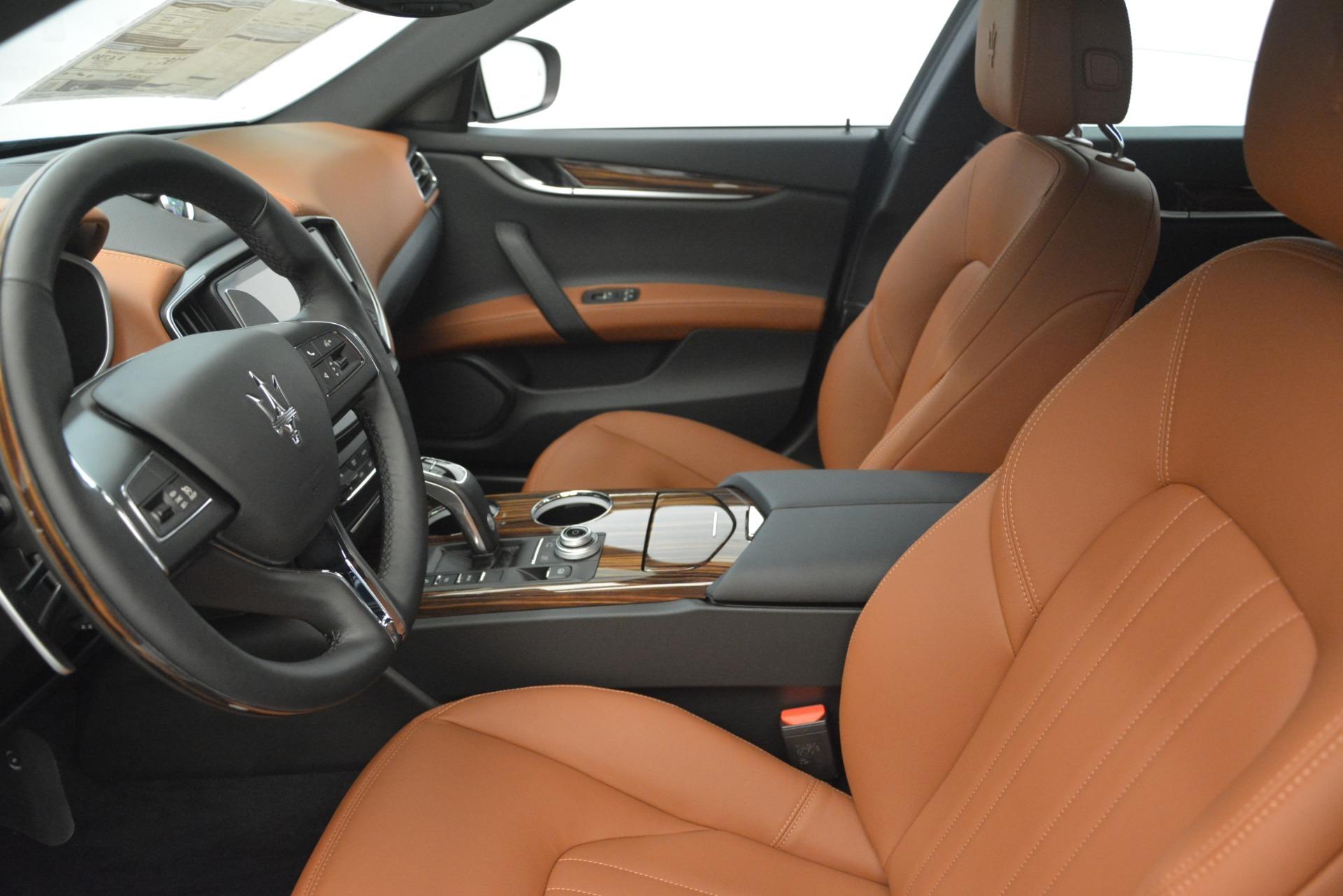 New 2019 Maserati Ghibli S Q4 For Sale In Greenwich, CT. Alfa Romeo of Greenwich, M2203 2737_p14