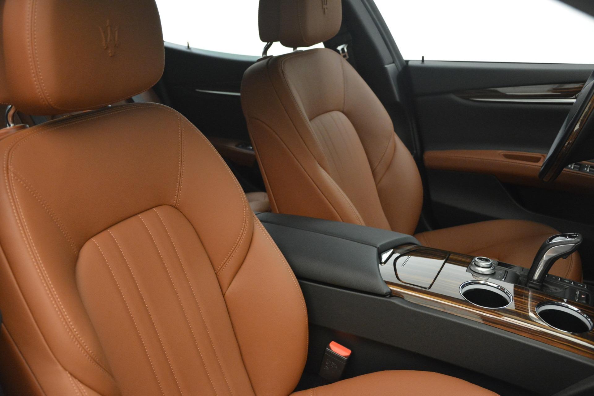 New 2019 Maserati Ghibli S Q4 For Sale In Greenwich, CT. Alfa Romeo of Greenwich, M2203 2737_p19