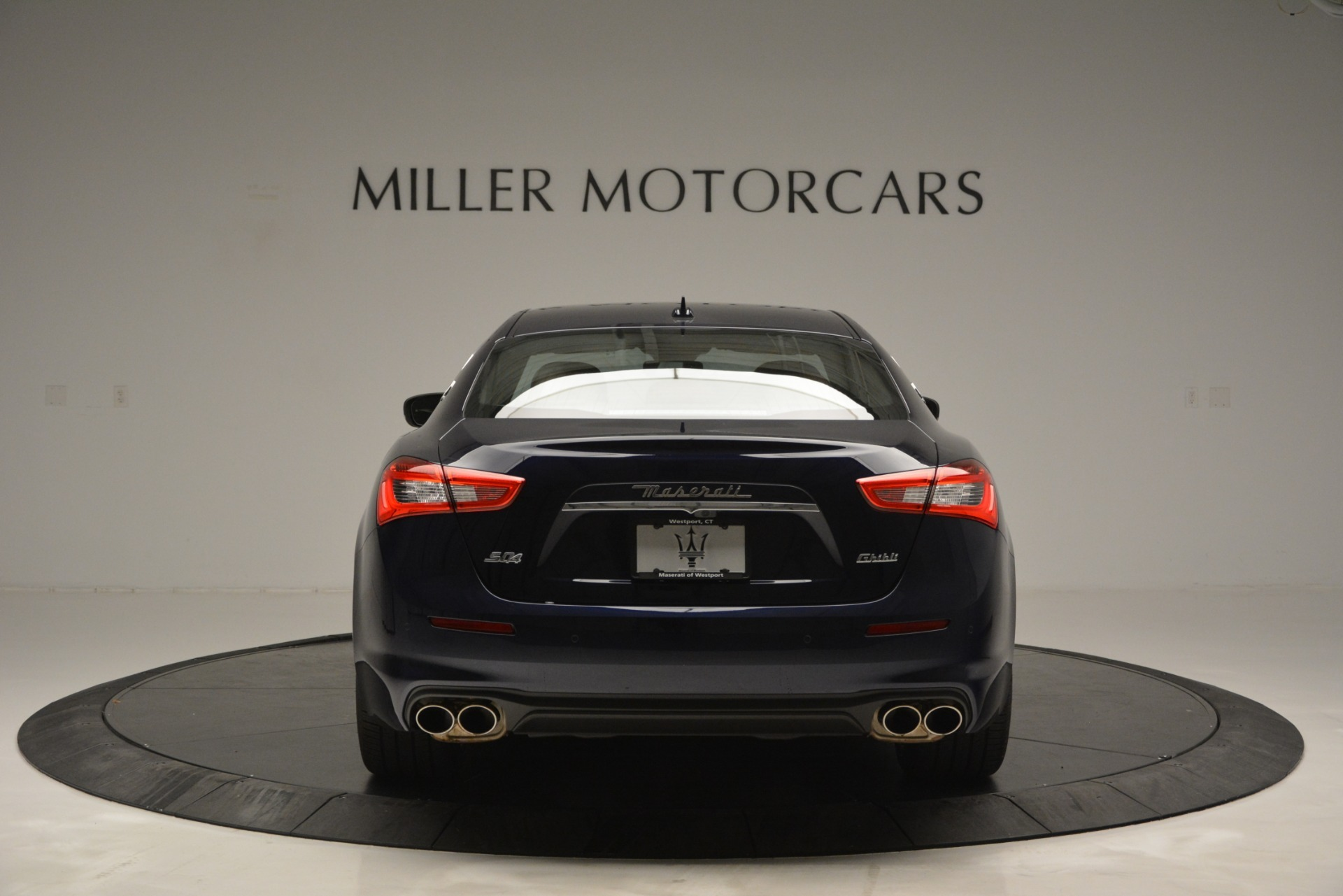 New 2019 Maserati Ghibli S Q4 For Sale In Greenwich, CT. Alfa Romeo of Greenwich, M2203 2737_p6