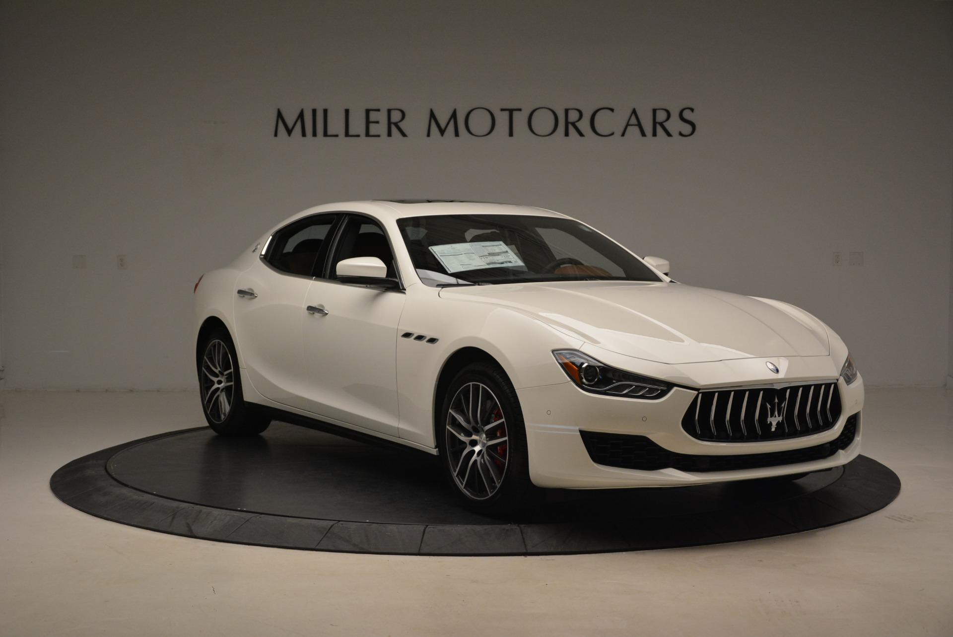 Used 2019 Maserati Ghibli S Q4 For Sale In Greenwich, CT. Alfa Romeo of Greenwich, M2212 2739_p10