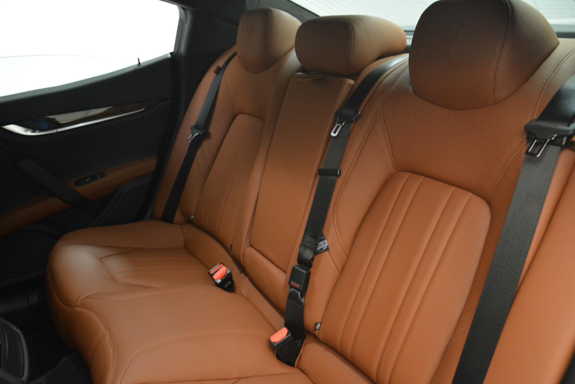 Used 2019 Maserati Ghibli S Q4 For Sale In Greenwich, CT. Alfa Romeo of Greenwich, M2212 2739_p19