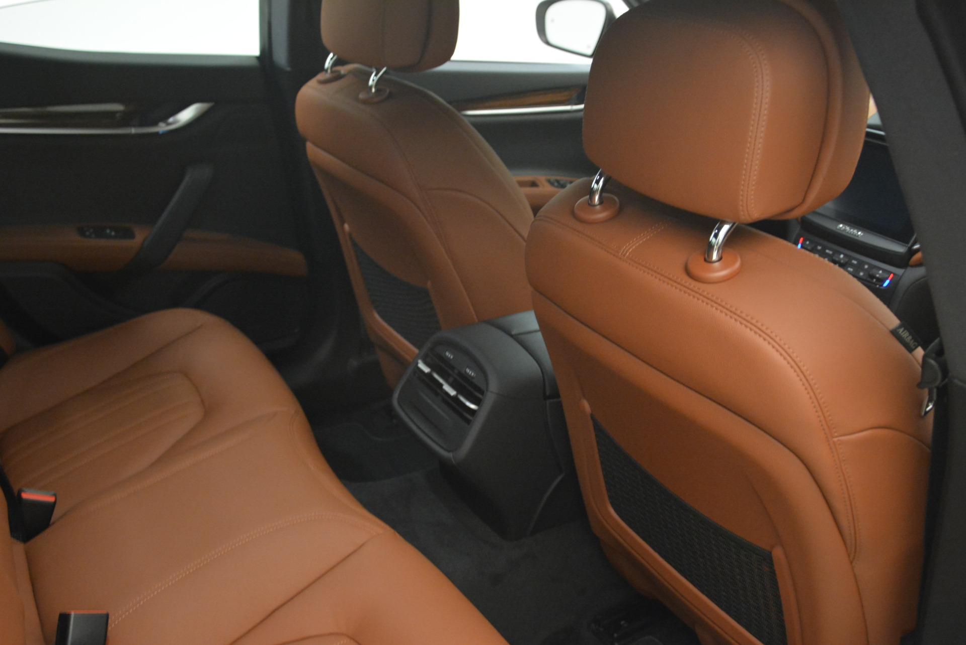 Used 2019 Maserati Ghibli S Q4 For Sale In Greenwich, CT. Alfa Romeo of Greenwich, M2212 2739_p20