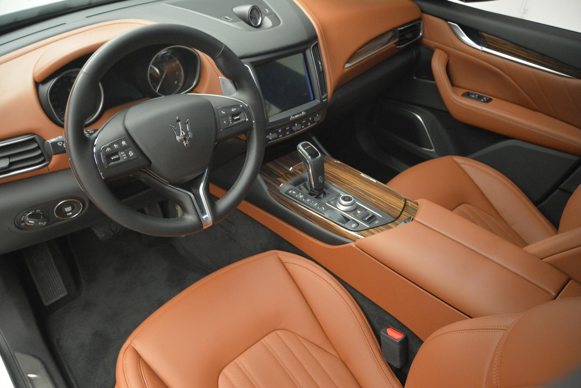 New 2019 Maserati Levante Q4 GranLusso For Sale In Greenwich, CT. Alfa Romeo of Greenwich, W645 2740_p13