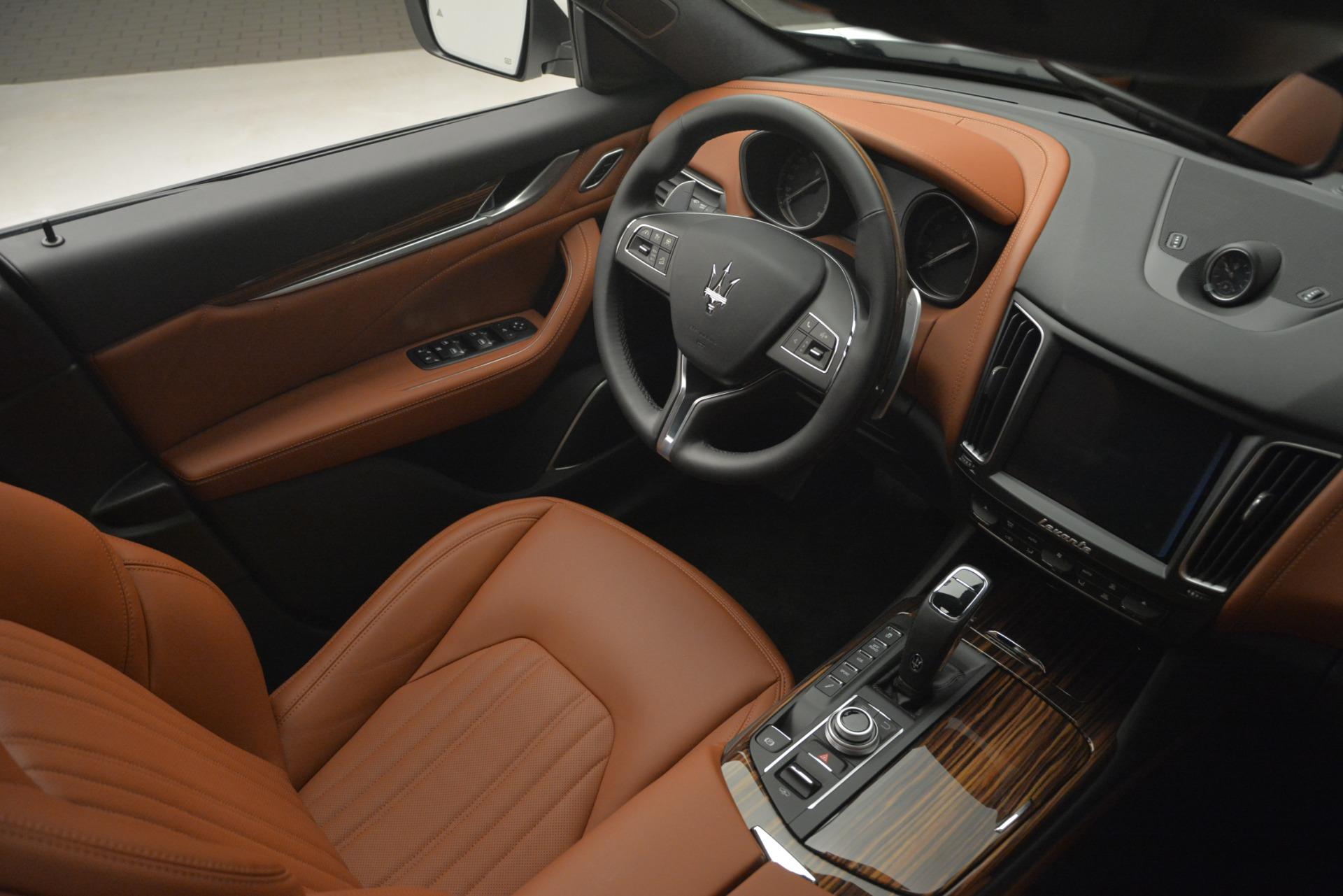 New 2019 Maserati Levante Q4 GranLusso For Sale In Greenwich, CT. Alfa Romeo of Greenwich, W645 2740_p15