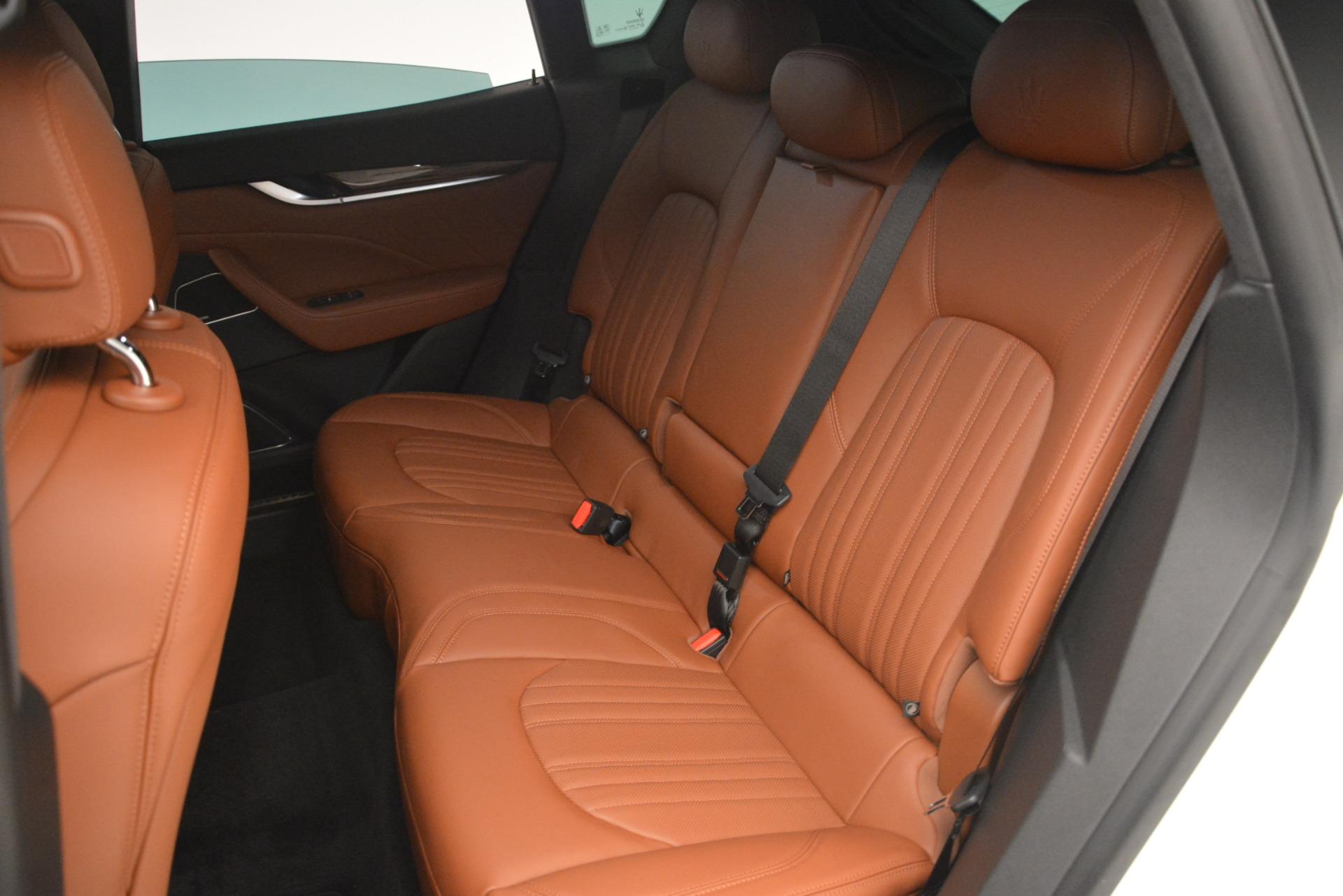 New 2019 Maserati Levante Q4 GranLusso For Sale In Greenwich, CT. Alfa Romeo of Greenwich, W645 2740_p17