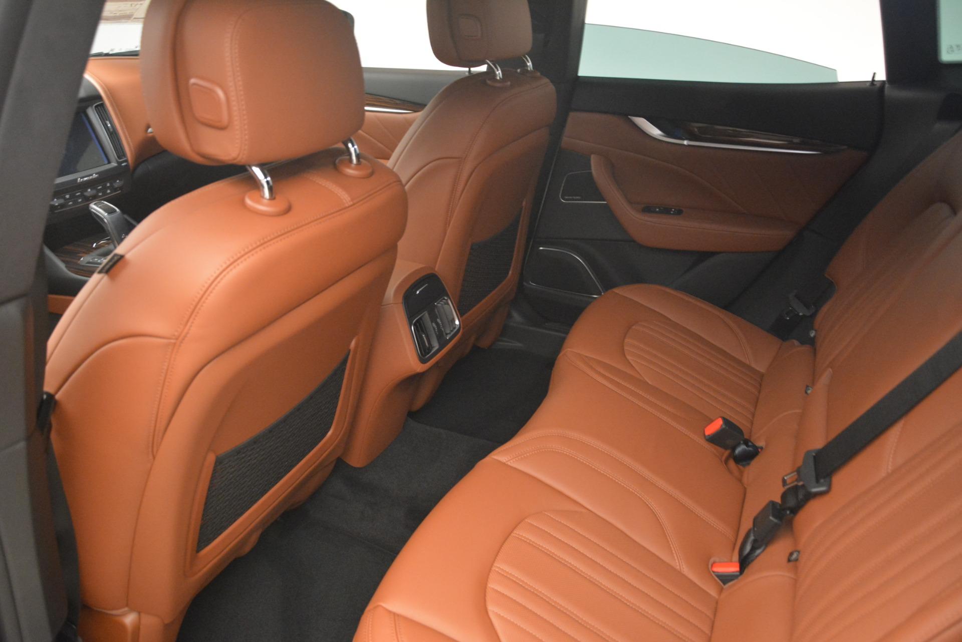 New 2019 Maserati Levante Q4 GranLusso For Sale In Greenwich, CT. Alfa Romeo of Greenwich, W645 2740_p18