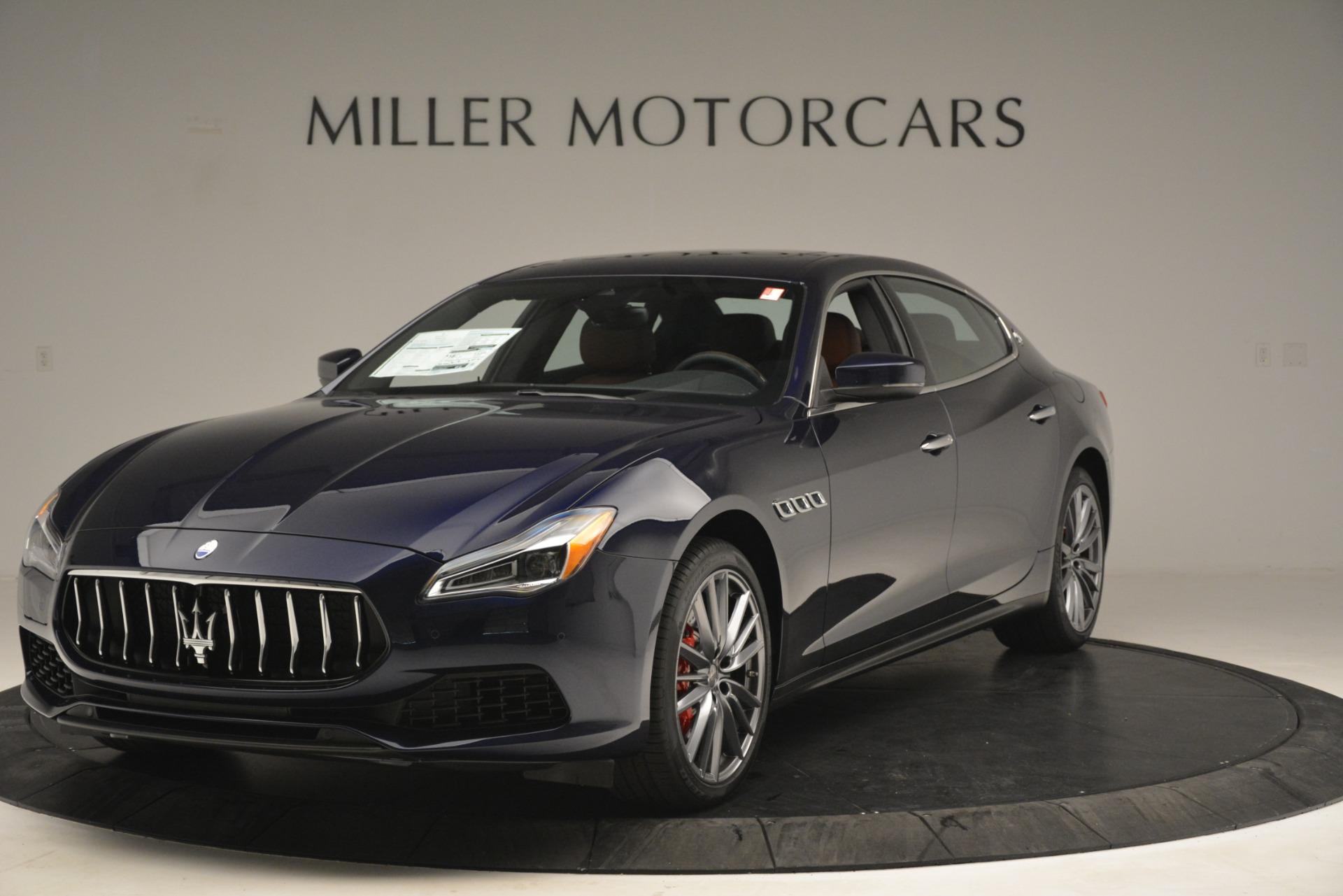 New 2019 Maserati Quattroporte S Q4 For Sale In Greenwich, CT. Alfa Romeo of Greenwich, W622 2742_main