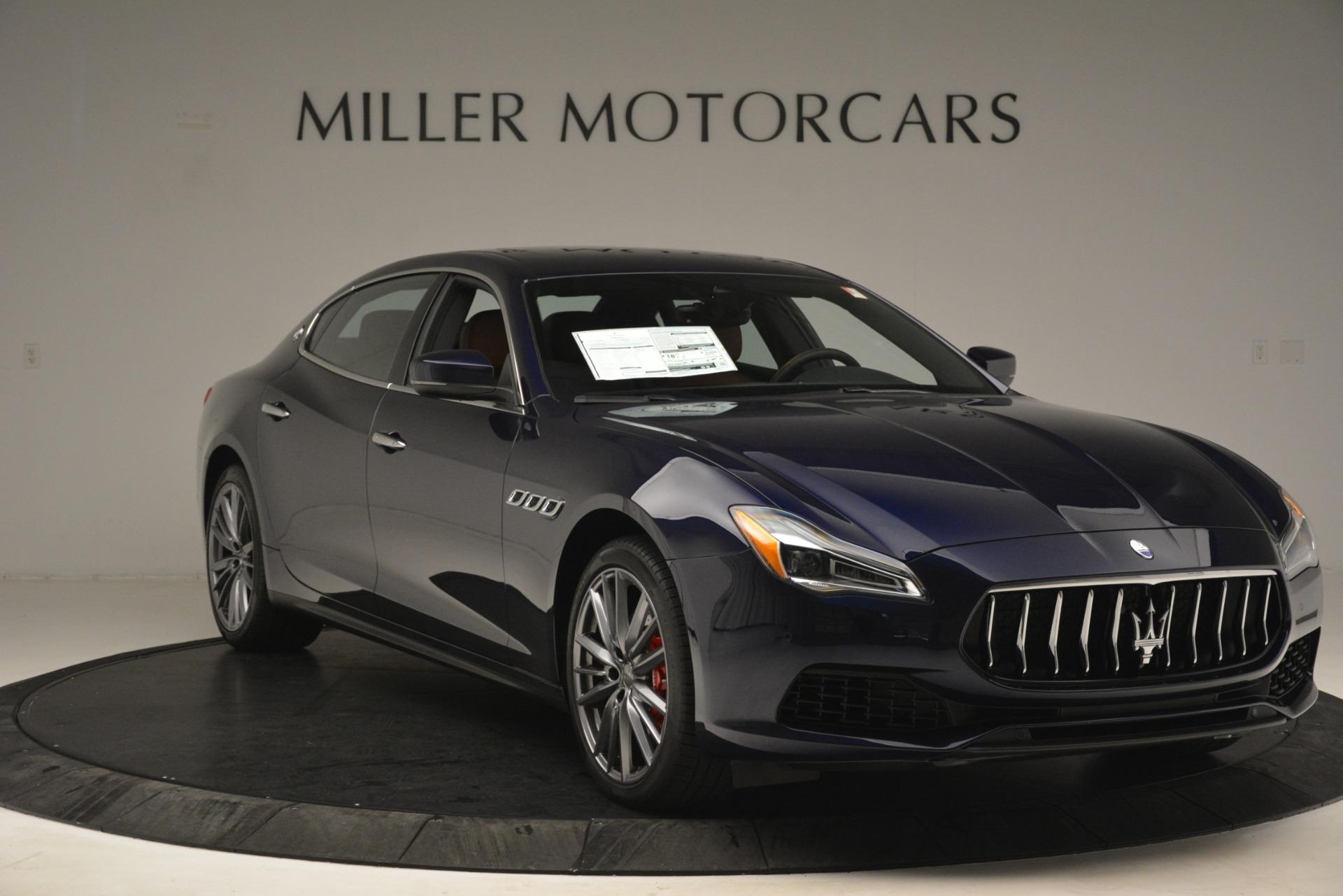 New 2019 Maserati Quattroporte S Q4 For Sale In Greenwich, CT. Alfa Romeo of Greenwich, W622 2742_p11