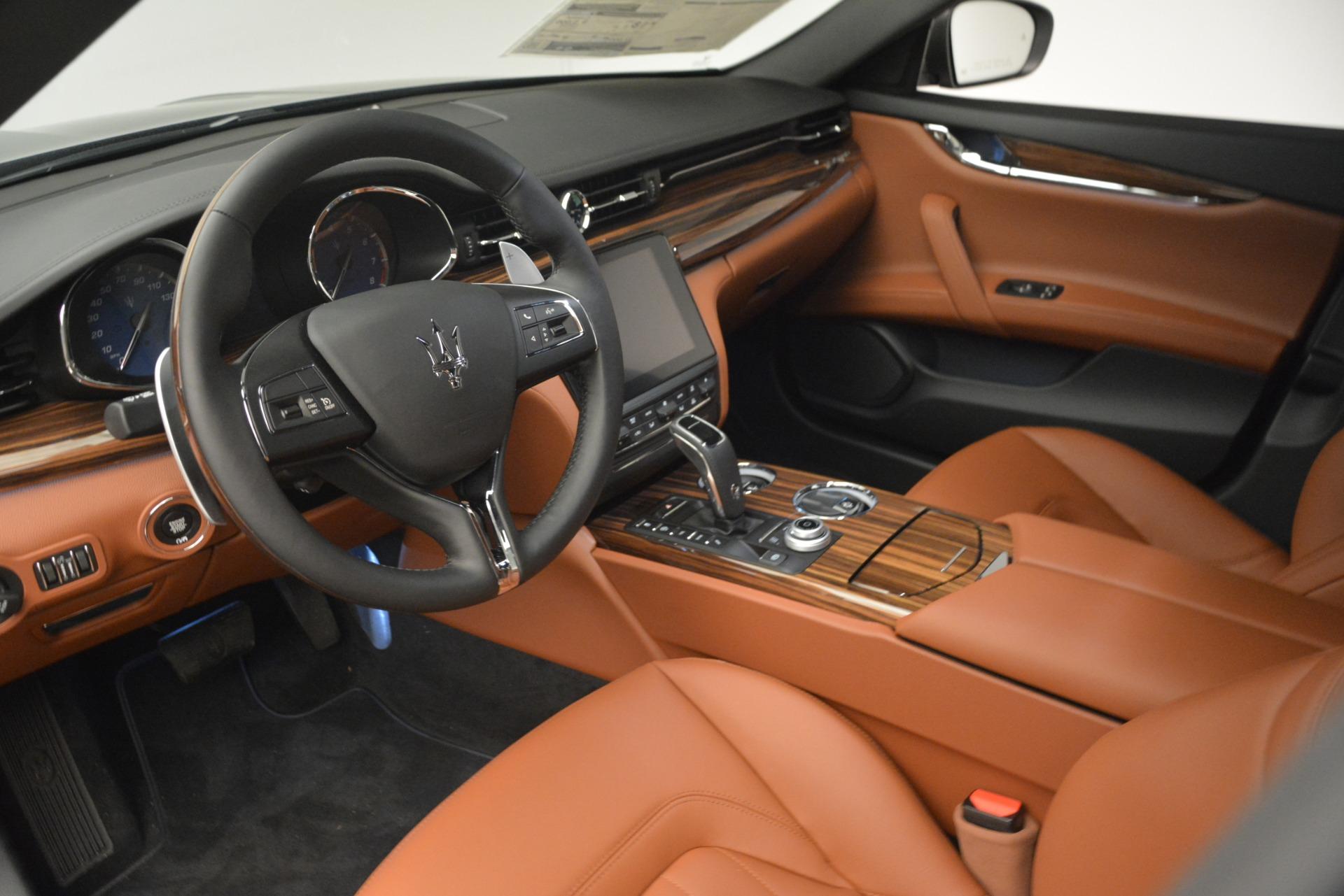 New 2019 Maserati Quattroporte S Q4 For Sale In Greenwich, CT. Alfa Romeo of Greenwich, W622 2742_p13