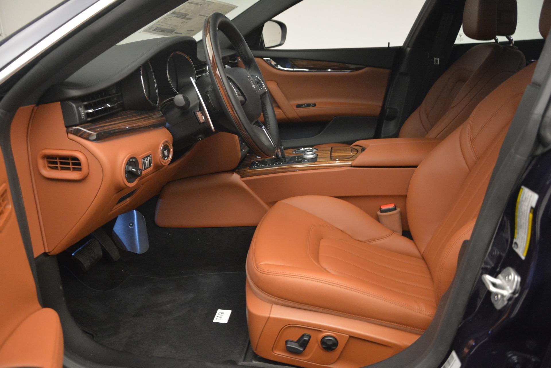 New 2019 Maserati Quattroporte S Q4 For Sale In Greenwich, CT. Alfa Romeo of Greenwich, W622 2742_p14