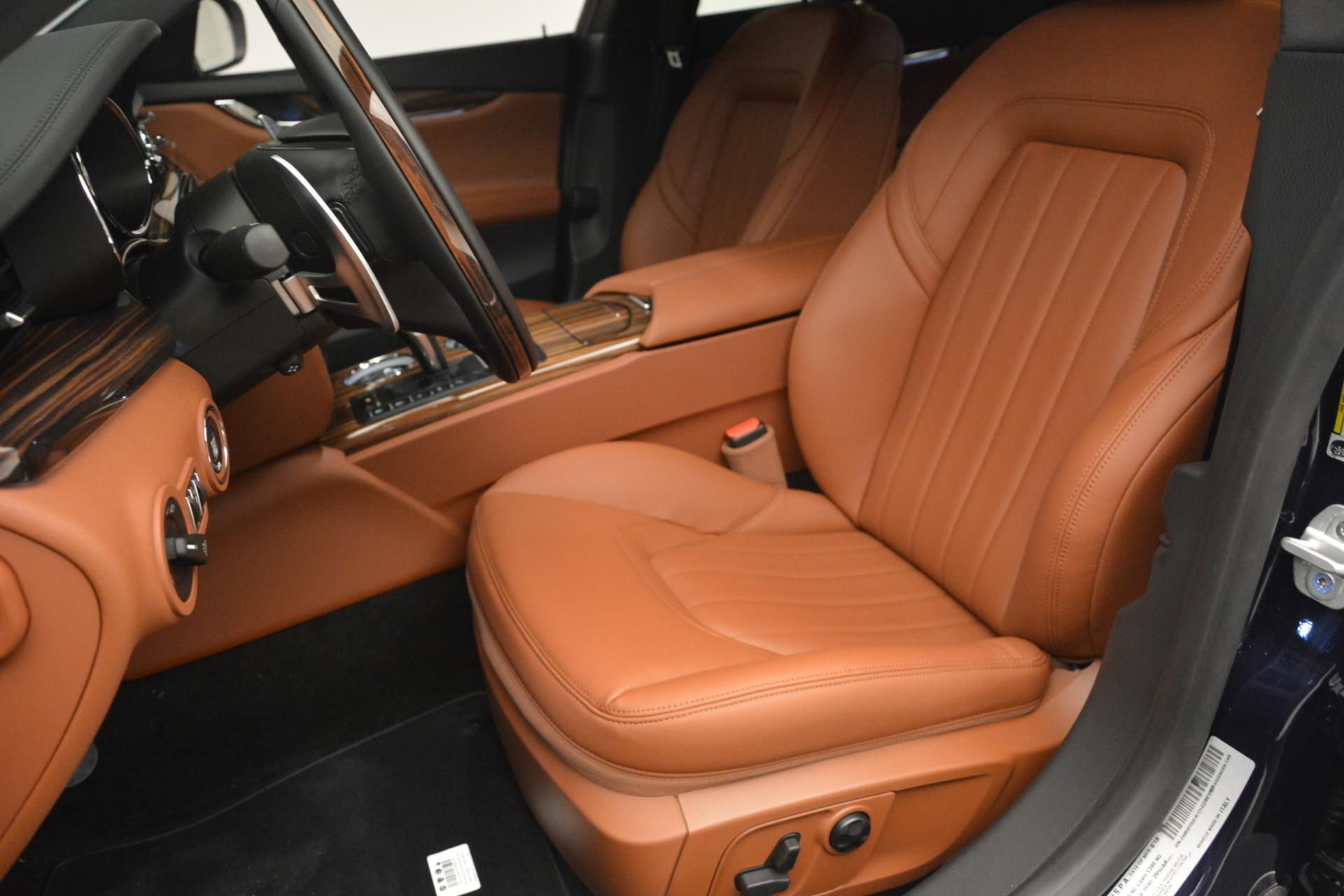 New 2019 Maserati Quattroporte S Q4 For Sale In Greenwich, CT. Alfa Romeo of Greenwich, W622 2742_p15