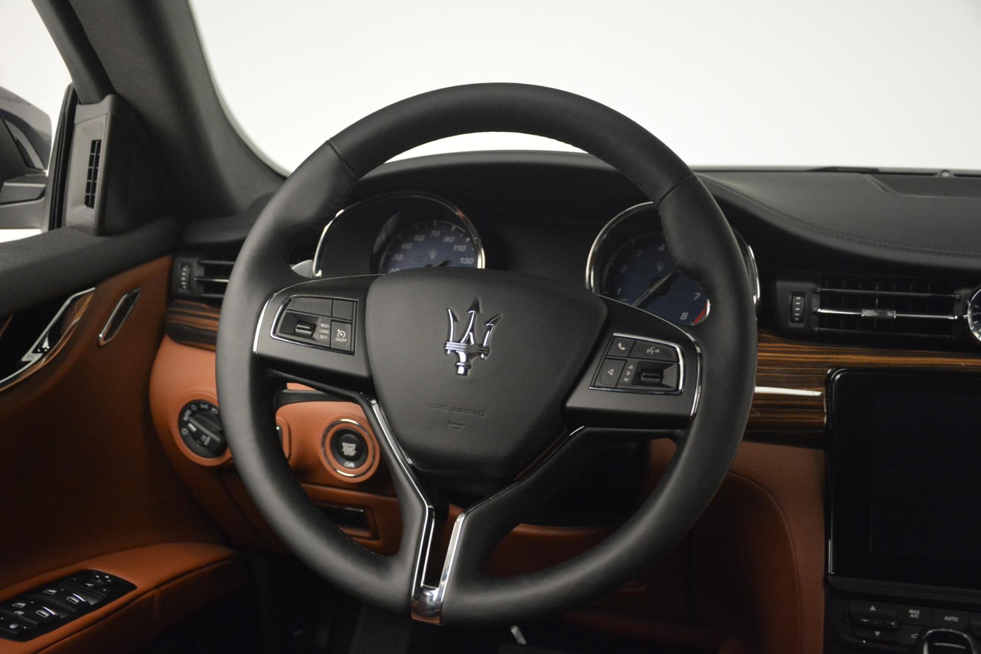 New 2019 Maserati Quattroporte S Q4 For Sale In Greenwich, CT. Alfa Romeo of Greenwich, W622 2742_p17