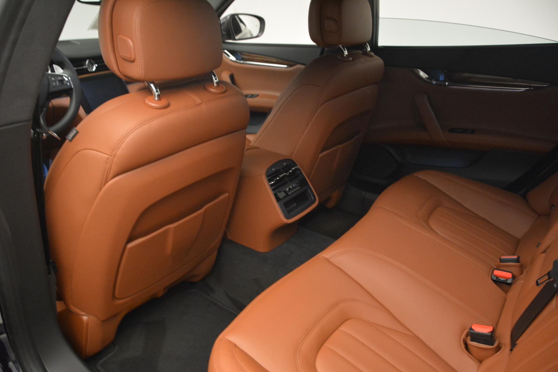 New 2019 Maserati Quattroporte S Q4 For Sale In Greenwich, CT. Alfa Romeo of Greenwich, W622 2742_p21