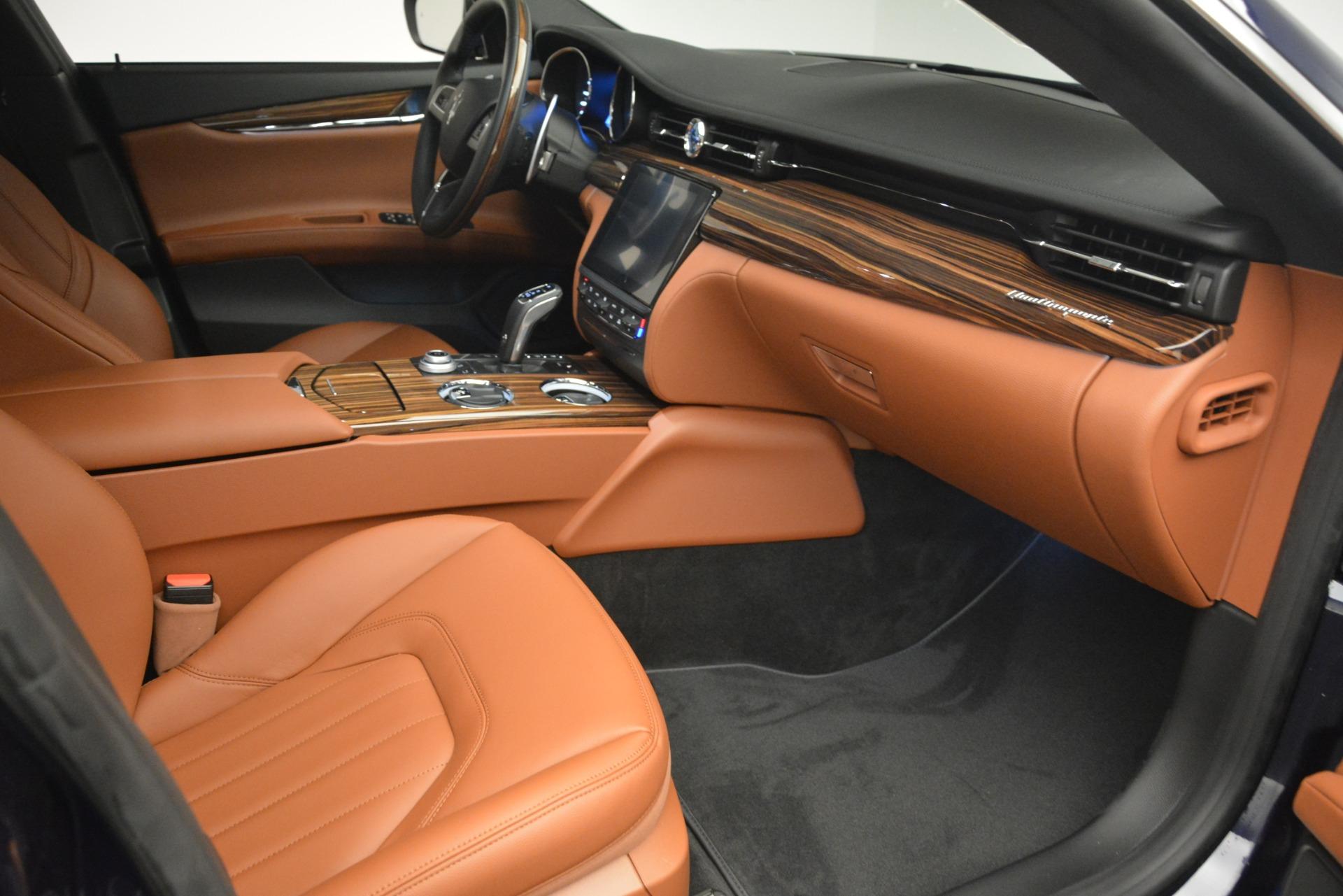 New 2019 Maserati Quattroporte S Q4 For Sale In Greenwich, CT. Alfa Romeo of Greenwich, W622 2742_p23