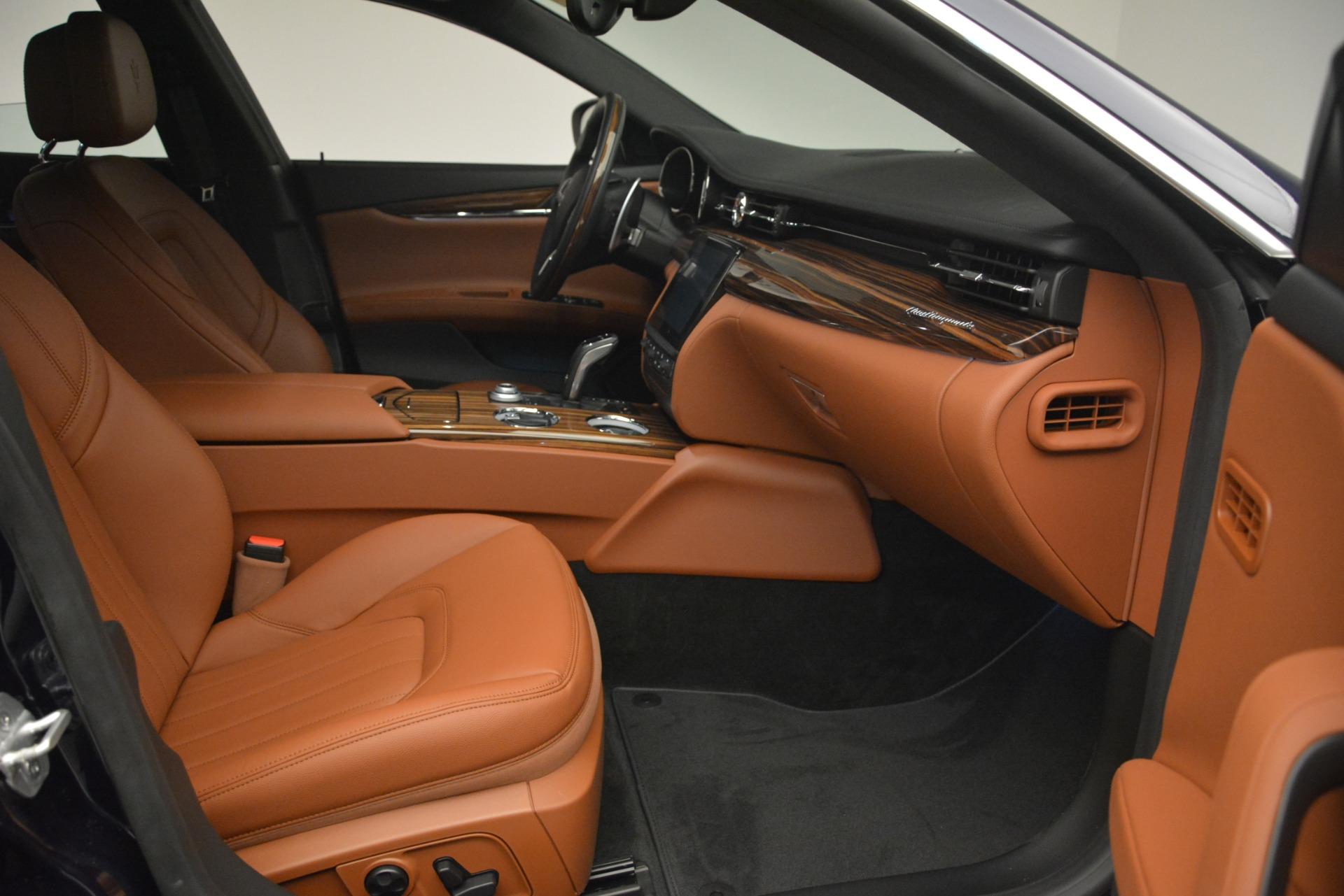 New 2019 Maserati Quattroporte S Q4 For Sale In Greenwich, CT. Alfa Romeo of Greenwich, W622 2742_p24