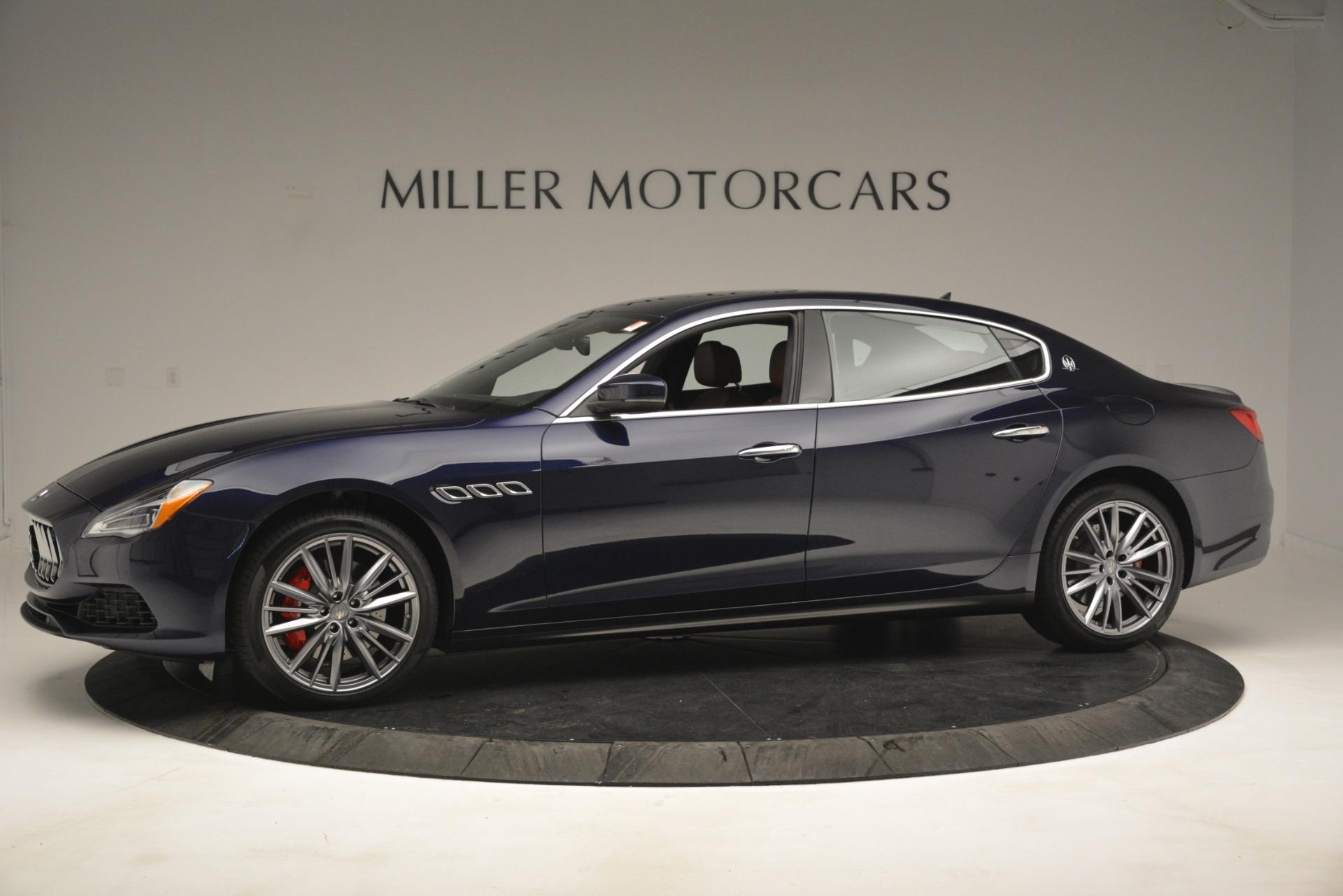 New 2019 Maserati Quattroporte S Q4 For Sale In Greenwich, CT. Alfa Romeo of Greenwich, W622 2742_p2