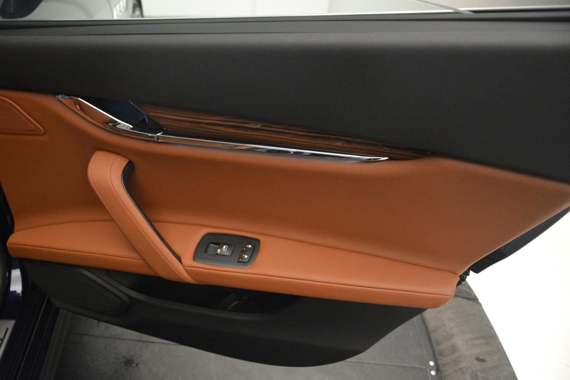 New 2019 Maserati Quattroporte S Q4 For Sale In Greenwich, CT. Alfa Romeo of Greenwich, W622 2742_p30