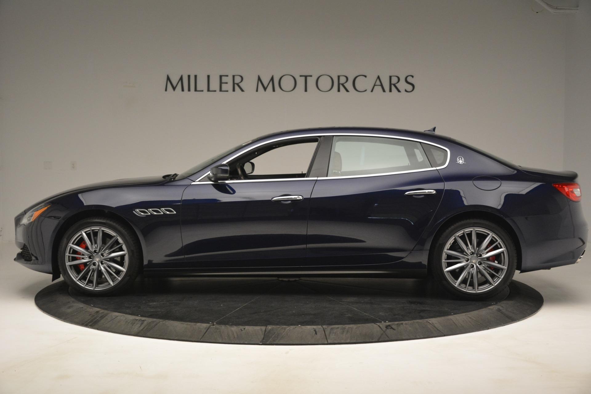 New 2019 Maserati Quattroporte S Q4 For Sale In Greenwich, CT. Alfa Romeo of Greenwich, W622 2742_p3