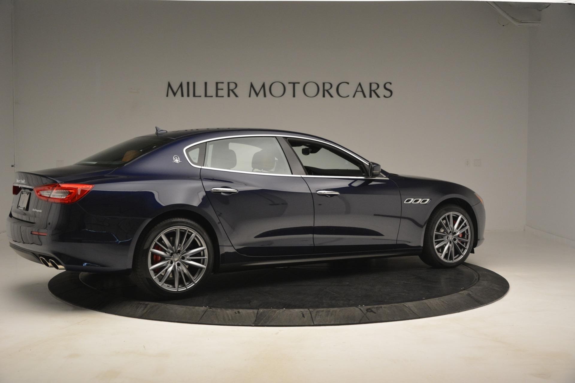 New 2019 Maserati Quattroporte S Q4 For Sale In Greenwich, CT. Alfa Romeo of Greenwich, W622 2742_p8
