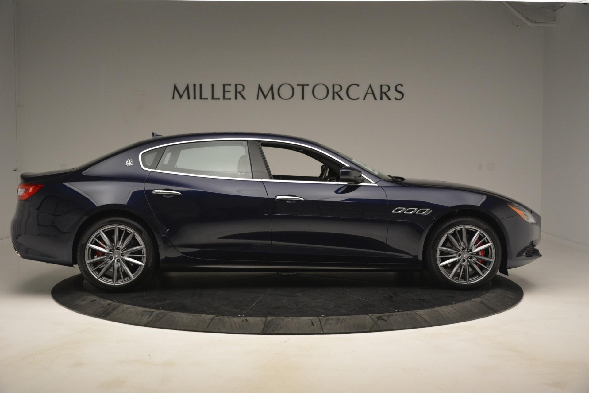 New 2019 Maserati Quattroporte S Q4 For Sale In Greenwich, CT. Alfa Romeo of Greenwich, W622 2742_p9
