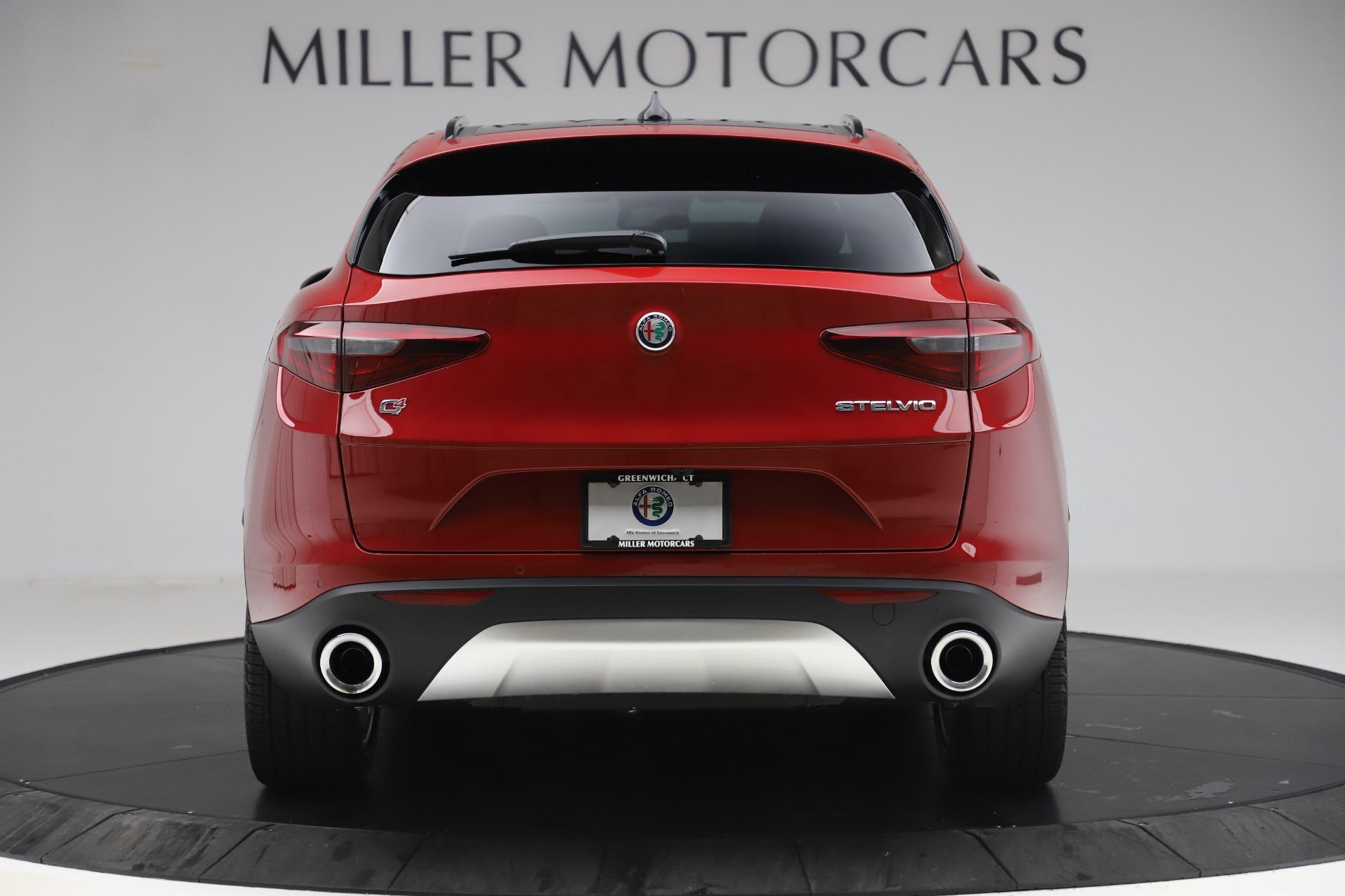 New 2019 Alfa Romeo Stelvio Ti Sport Q4 For Sale In Greenwich, CT. Alfa Romeo of Greenwich, LW266 2744_p6
