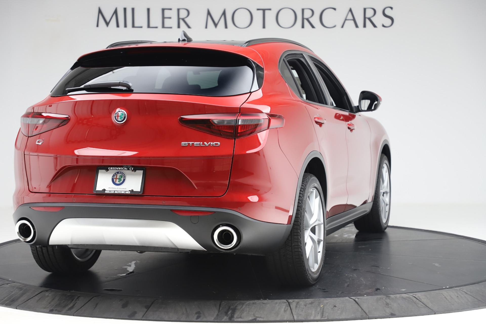 New 2019 Alfa Romeo Stelvio Ti Sport Q4 For Sale In Greenwich, CT. Alfa Romeo of Greenwich, LW266 2744_p7