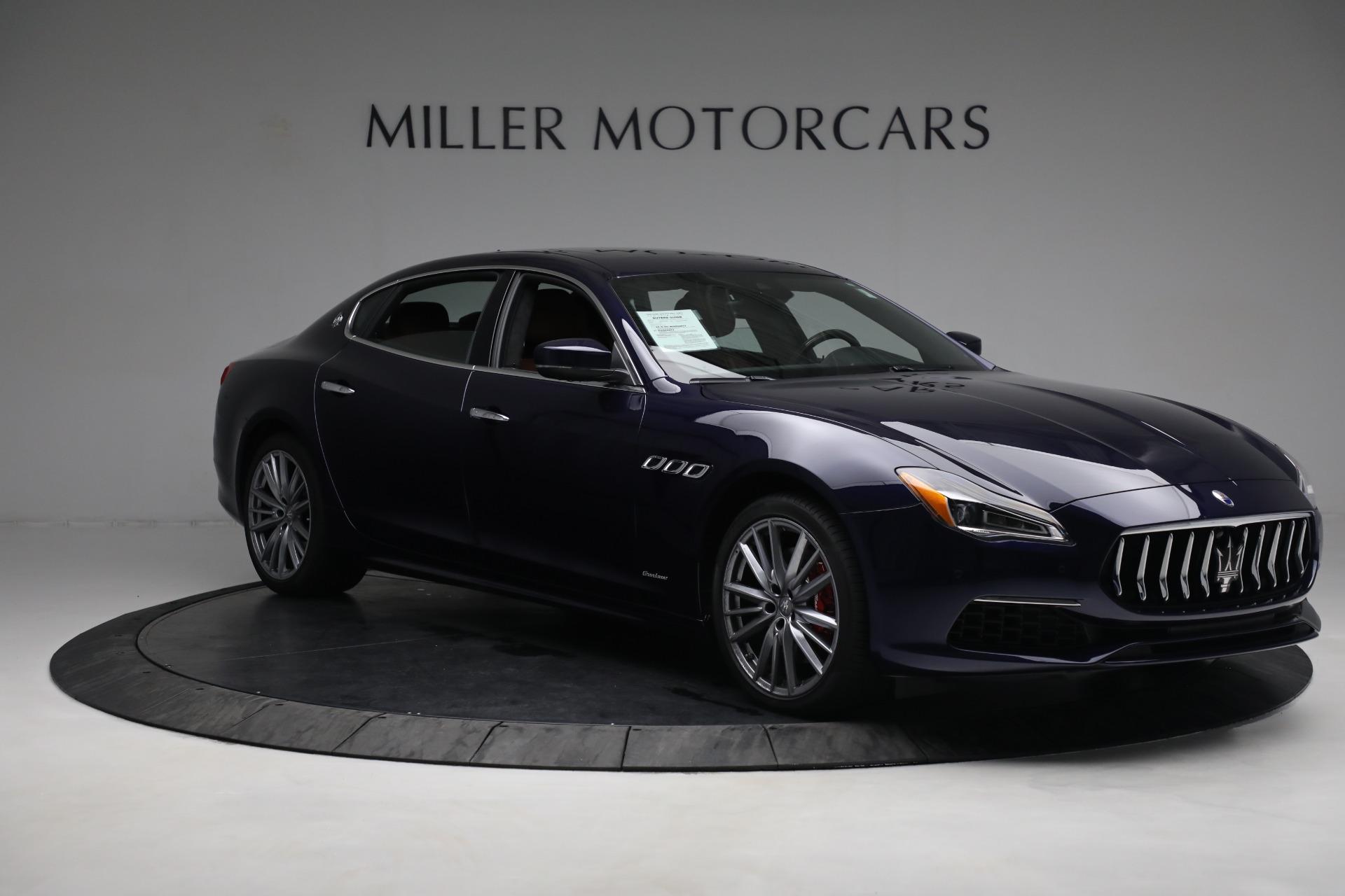 New 2019 Maserati Quattroporte S Q4 GranLusso For Sale In Greenwich, CT. Alfa Romeo of Greenwich, W646 2746_p11