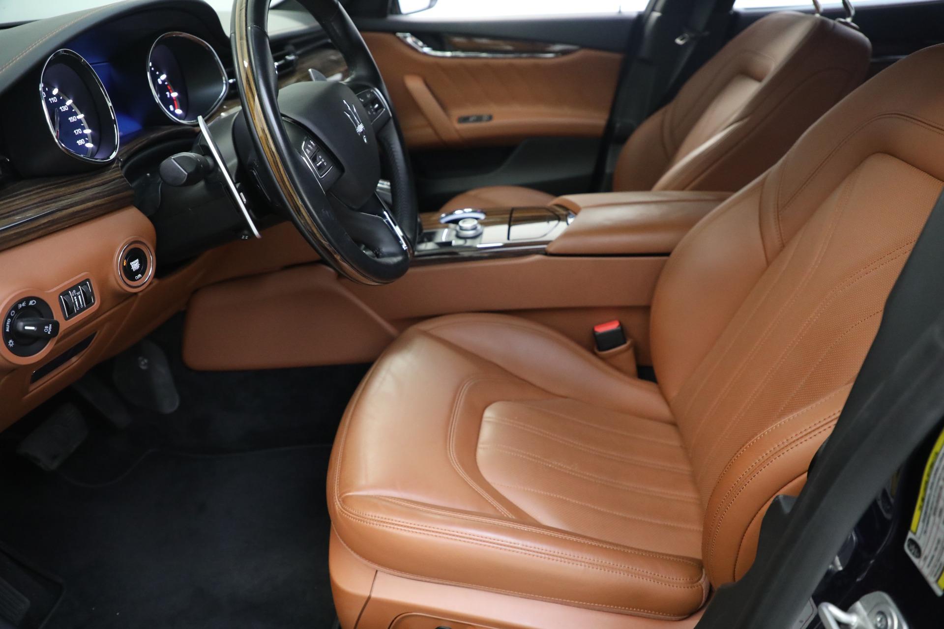 New 2019 Maserati Quattroporte S Q4 GranLusso For Sale In Greenwich, CT. Alfa Romeo of Greenwich, W646 2746_p16