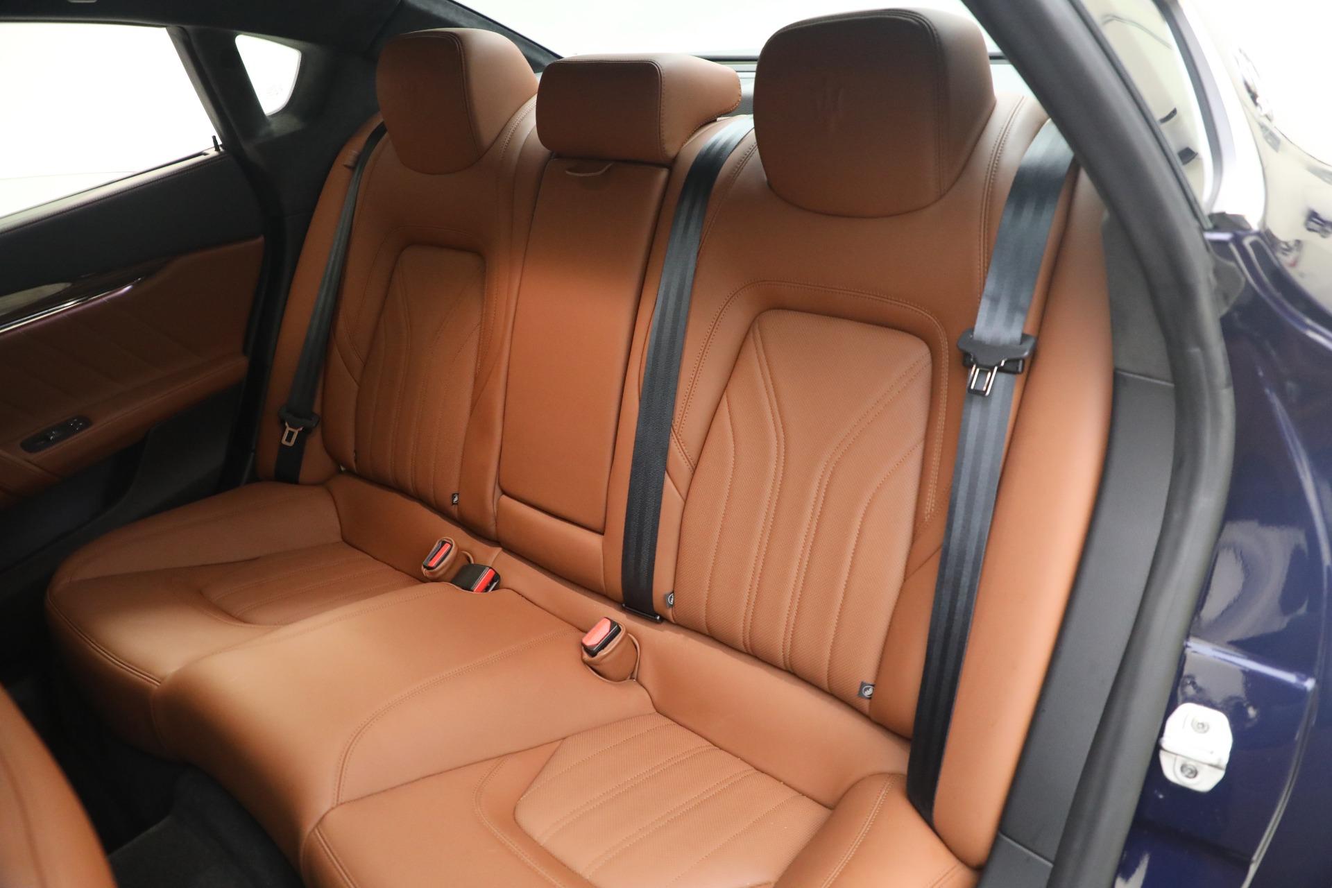 New 2019 Maserati Quattroporte S Q4 GranLusso For Sale In Greenwich, CT. Alfa Romeo of Greenwich, W646 2746_p17