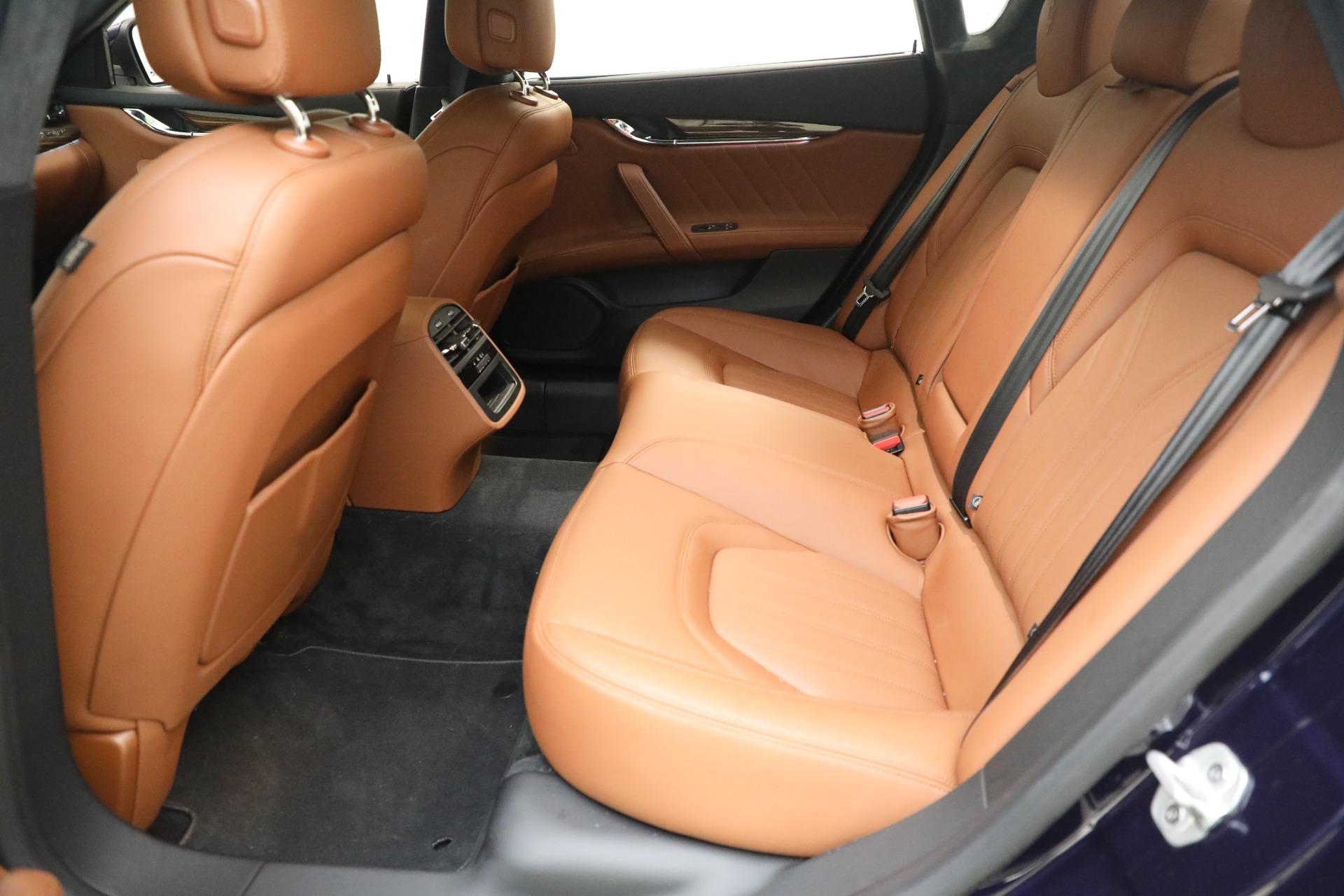 New 2019 Maserati Quattroporte S Q4 GranLusso For Sale In Greenwich, CT. Alfa Romeo of Greenwich, W646 2746_p18