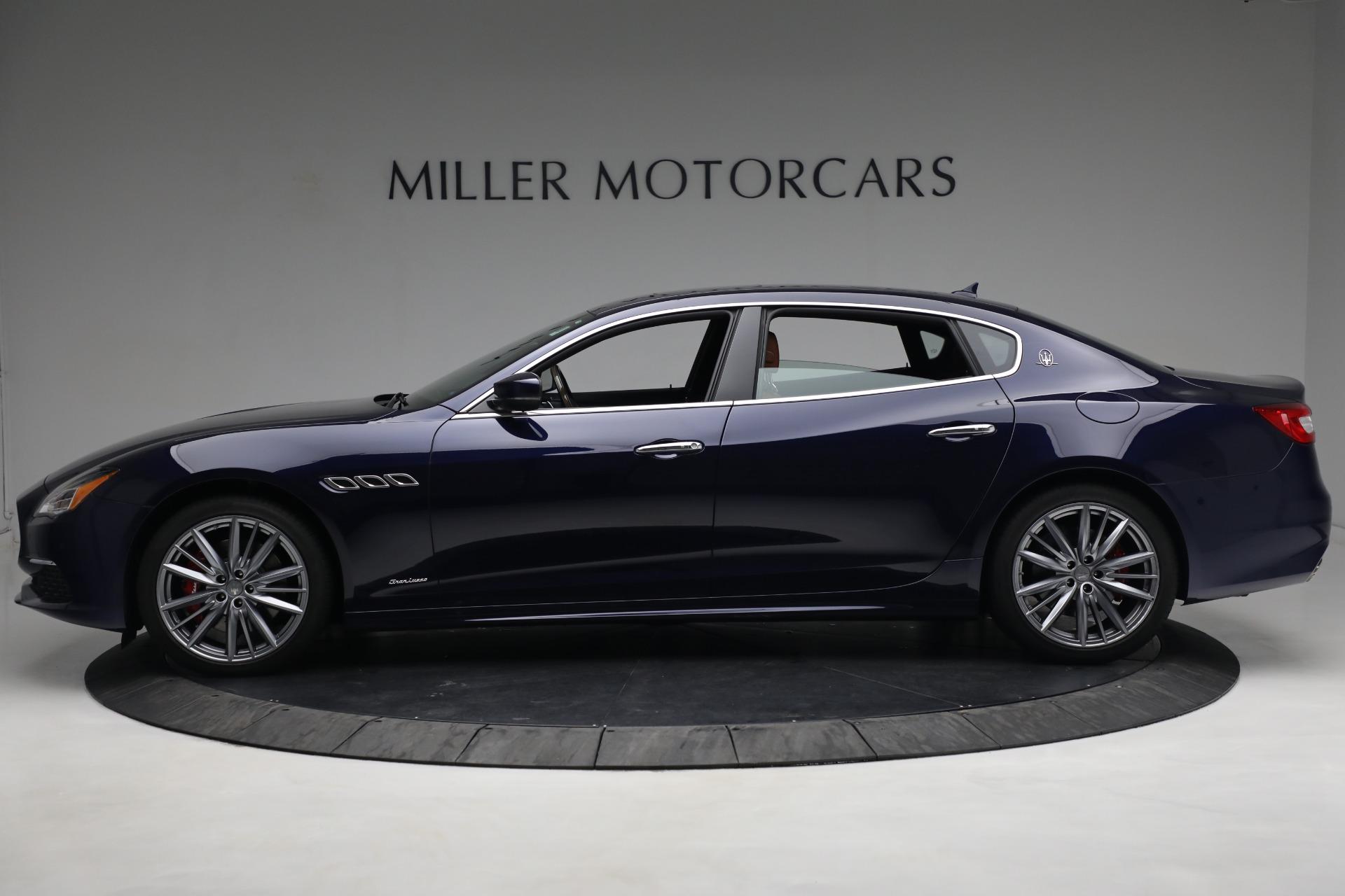 New 2019 Maserati Quattroporte S Q4 GranLusso For Sale In Greenwich, CT. Alfa Romeo of Greenwich, W646 2746_p3