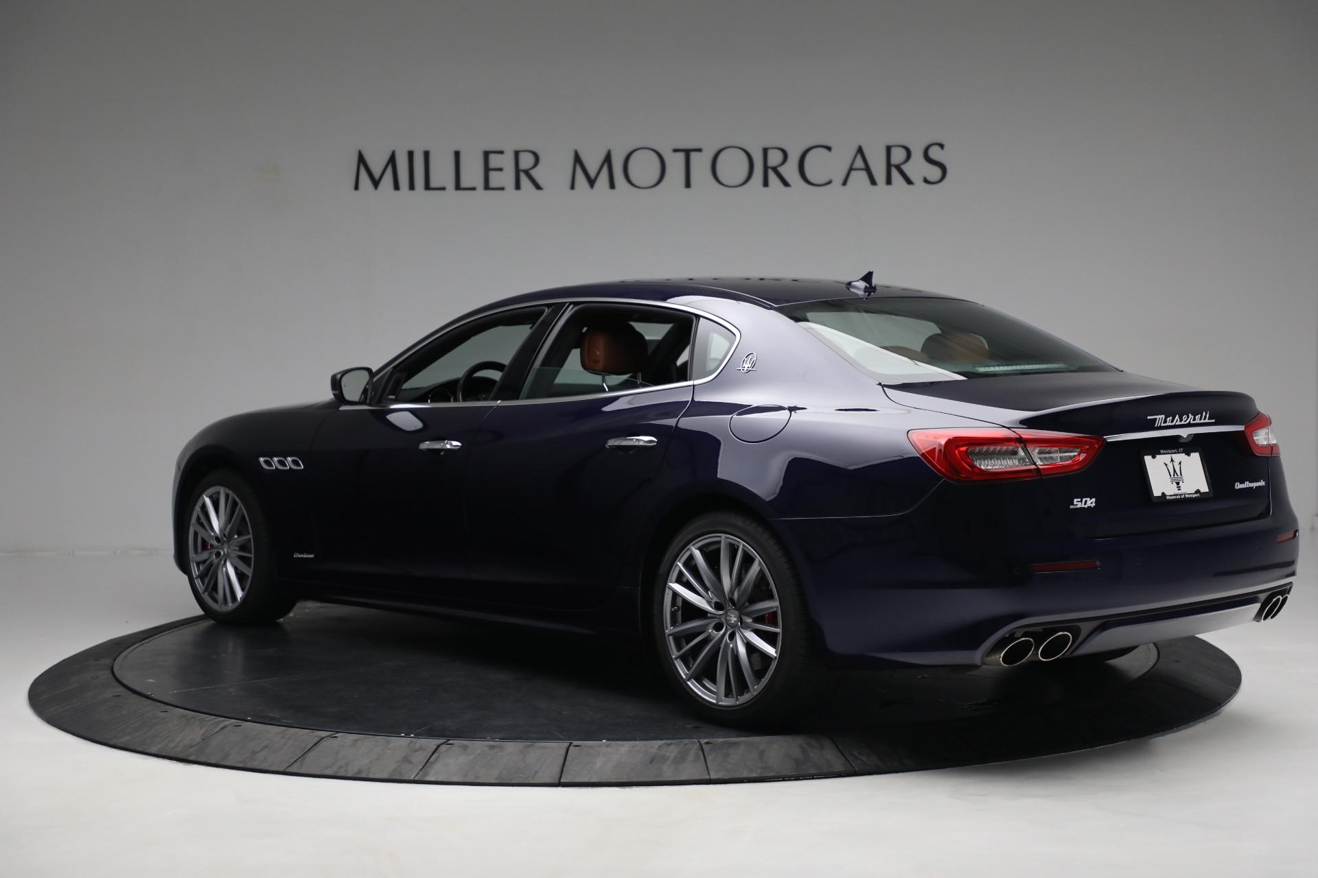 New 2019 Maserati Quattroporte S Q4 GranLusso For Sale In Greenwich, CT. Alfa Romeo of Greenwich, W646 2746_p4