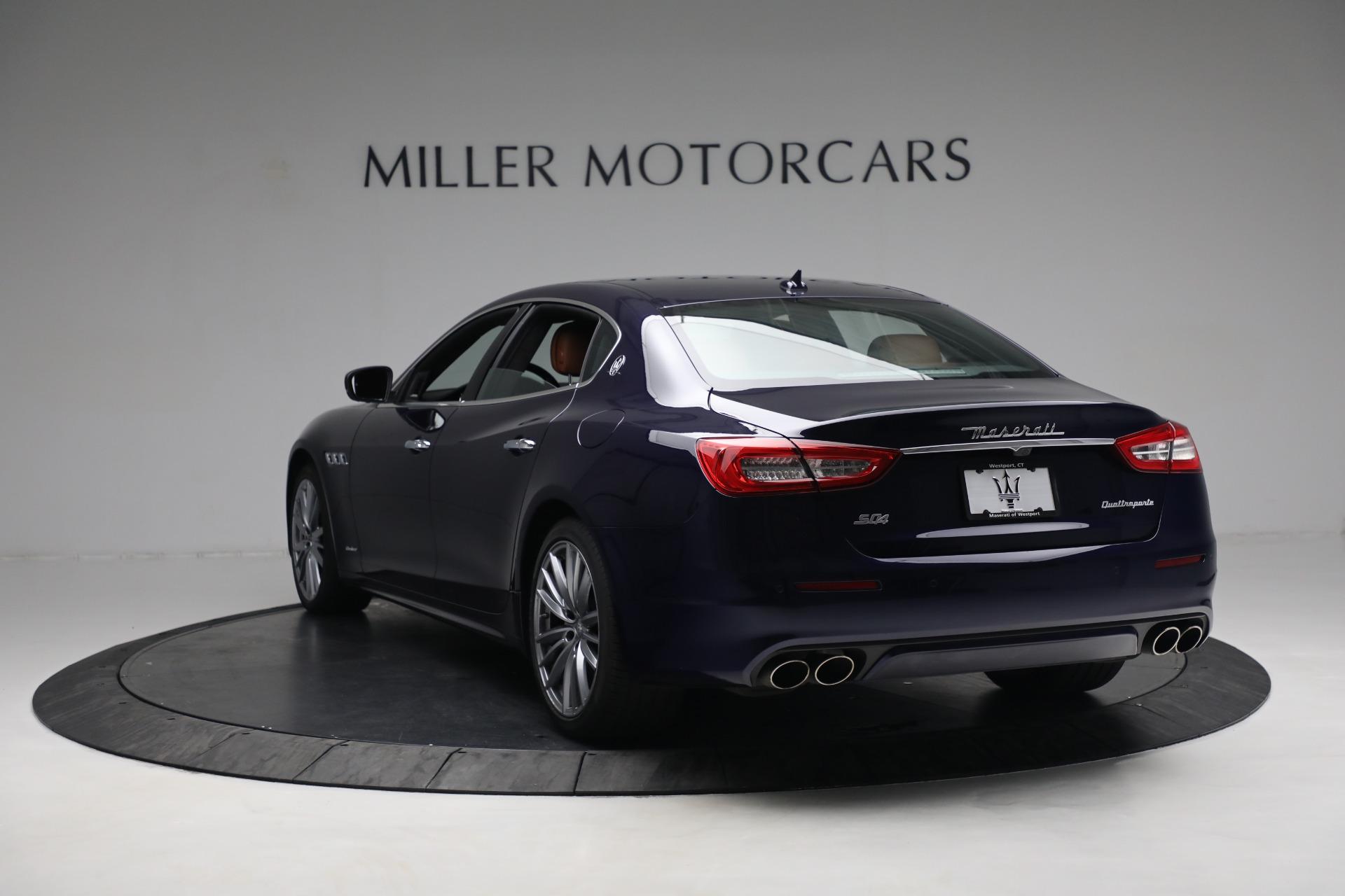 New 2019 Maserati Quattroporte S Q4 GranLusso For Sale In Greenwich, CT. Alfa Romeo of Greenwich, W646 2746_p5