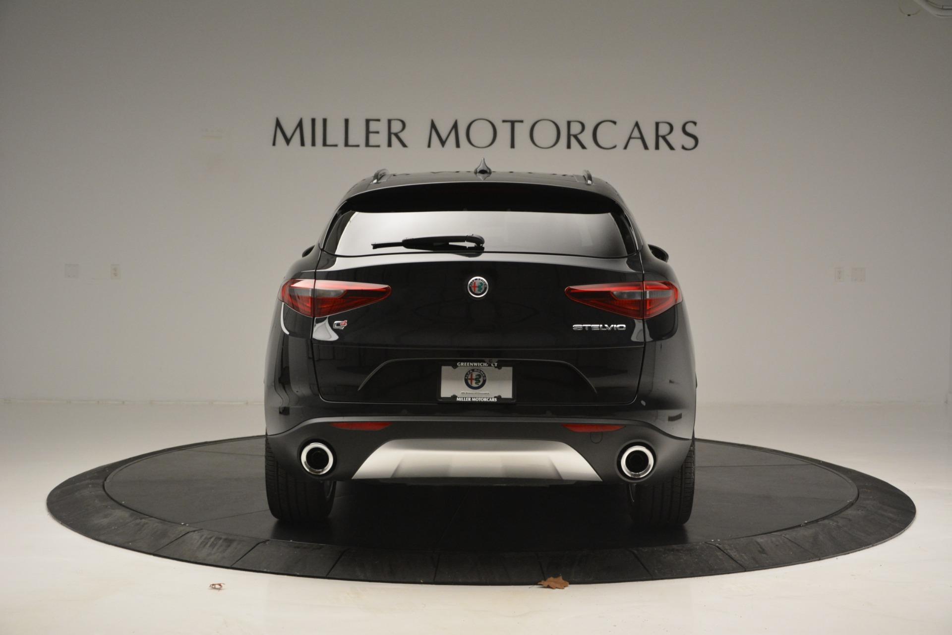 New 2019 Alfa Romeo Stelvio Ti Sport Q4 For Sale $54640 In Greenwich, CT 2748_p6