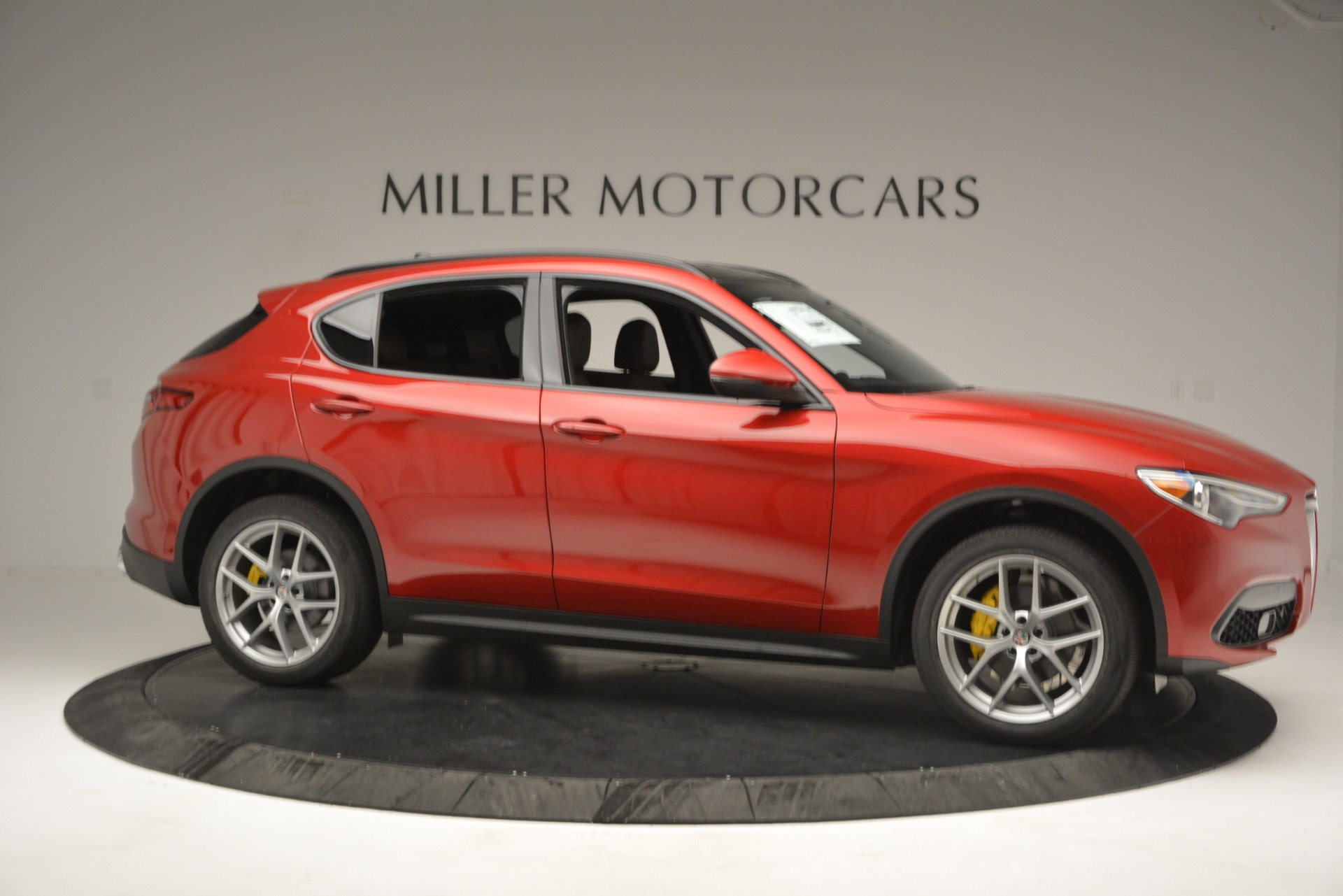 New 2019 Alfa Romeo Stelvio Ti Sport Q4 For Sale In Greenwich, CT. Alfa Romeo of Greenwich, LW270 2749_p10